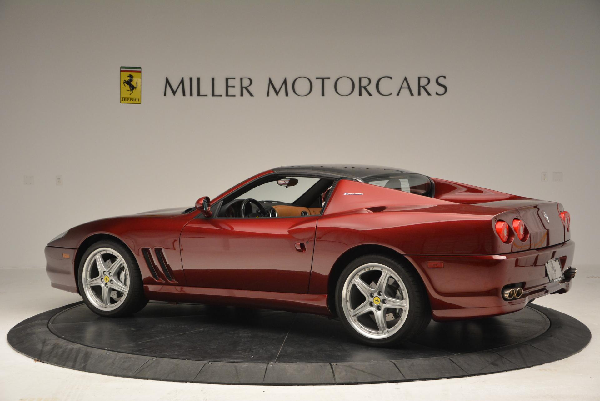 Used 2005 Ferrari Superamerica  For Sale In Greenwich, CT. Alfa Romeo of Greenwich, 4294 140_p16