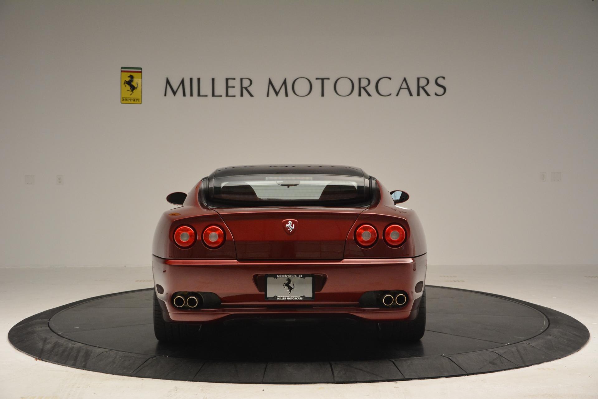 Used 2005 Ferrari Superamerica  For Sale In Greenwich, CT. Alfa Romeo of Greenwich, 4294 140_p18