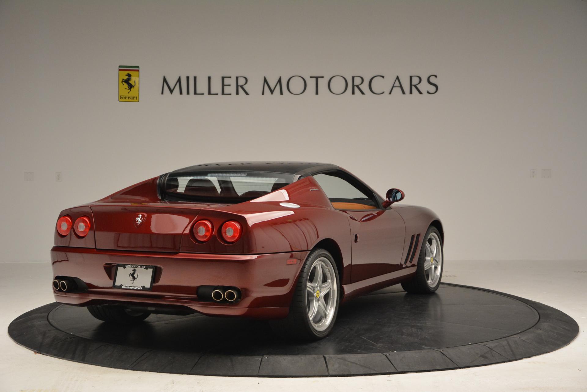 Used 2005 Ferrari Superamerica  For Sale In Greenwich, CT. Alfa Romeo of Greenwich, 4294 140_p19