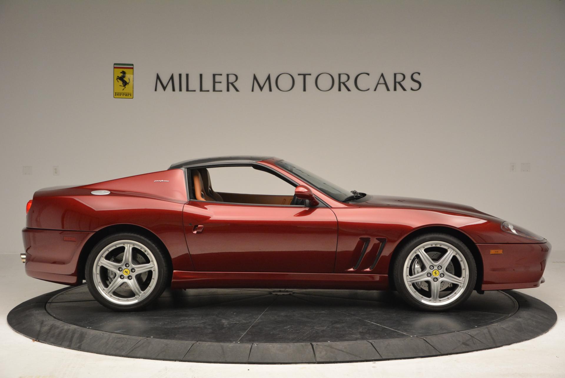 Used 2005 Ferrari Superamerica  For Sale In Greenwich, CT. Alfa Romeo of Greenwich, 4294 140_p21