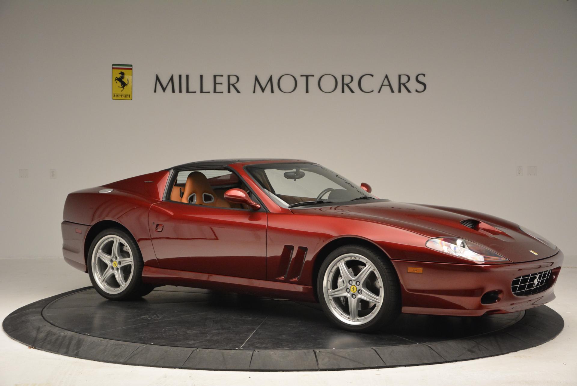 Used 2005 Ferrari Superamerica  For Sale In Greenwich, CT. Alfa Romeo of Greenwich, 4294 140_p22