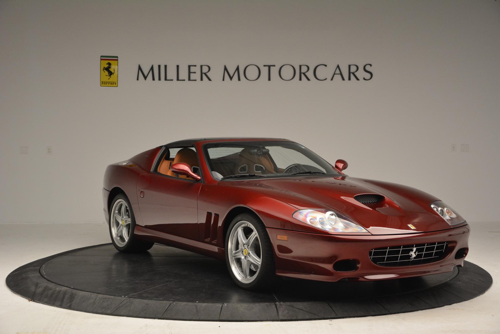 Used 2005 Ferrari Superamerica  For Sale In Greenwich, CT. Alfa Romeo of Greenwich, 4294 140_p23