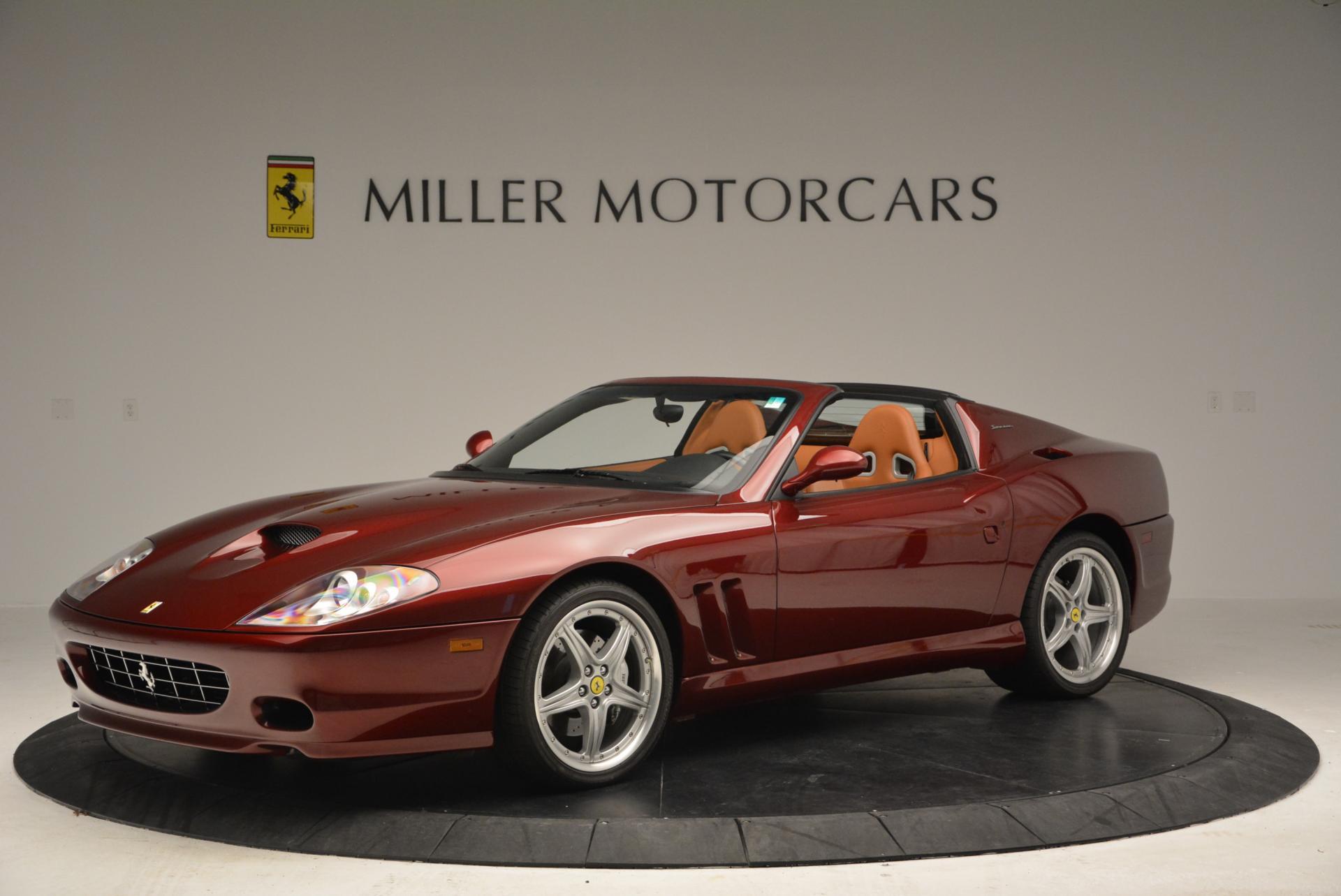 Used 2005 Ferrari Superamerica  For Sale In Greenwich, CT. Alfa Romeo of Greenwich, 4294 140_p2
