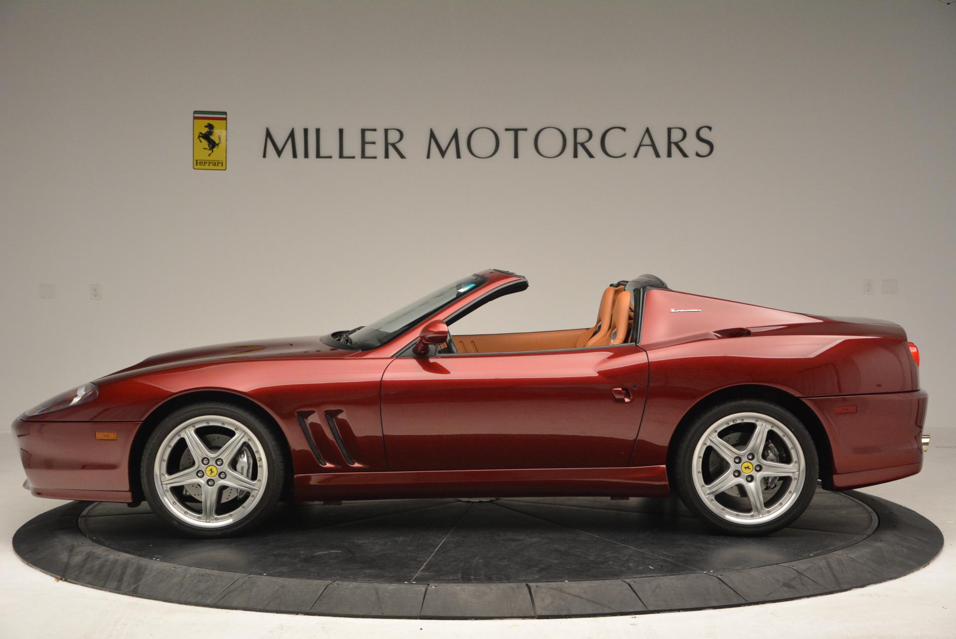 Used 2005 Ferrari Superamerica  For Sale In Greenwich, CT. Alfa Romeo of Greenwich, 4294 140_p3