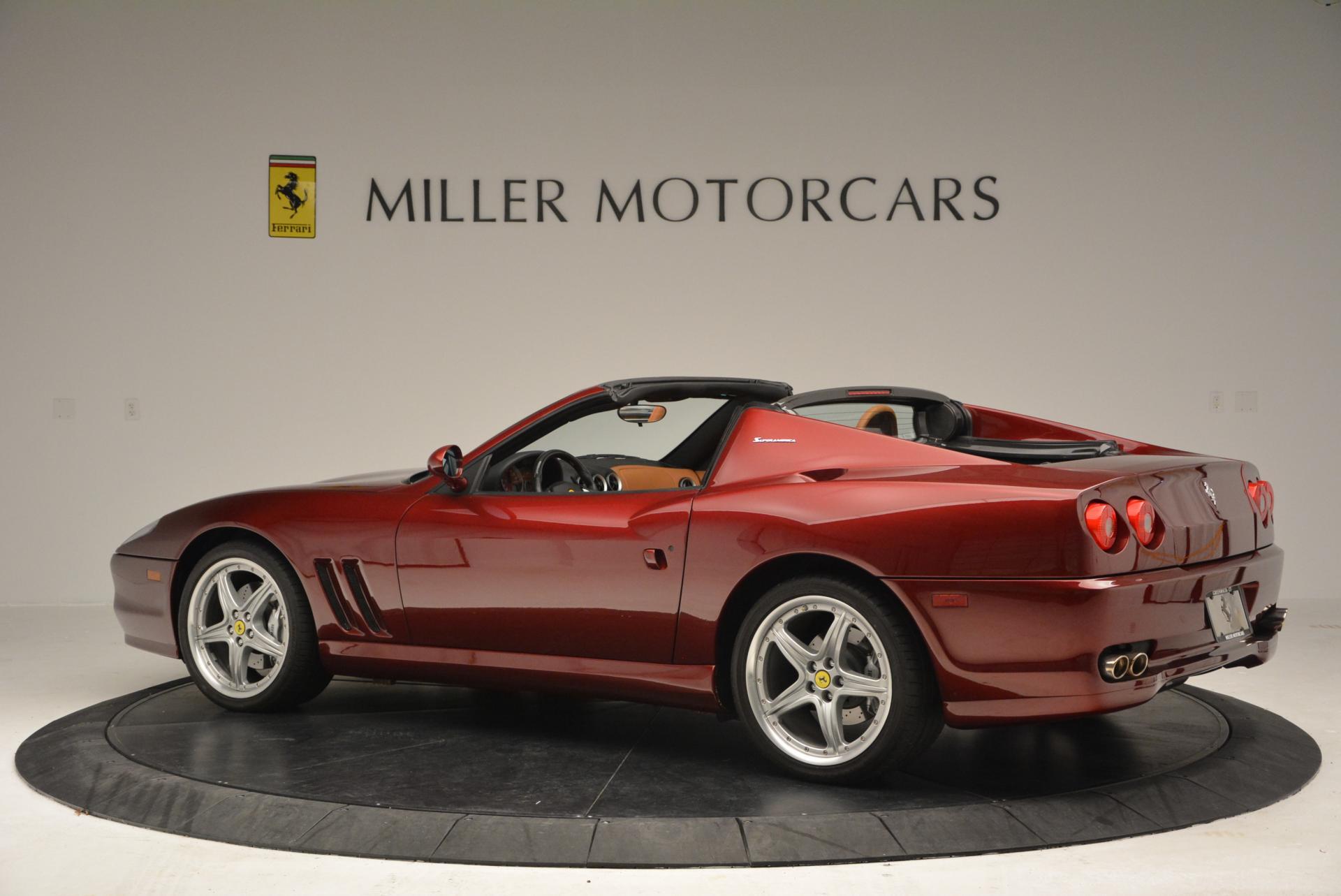 Used 2005 Ferrari Superamerica  For Sale In Greenwich, CT. Alfa Romeo of Greenwich, 4294 140_p4