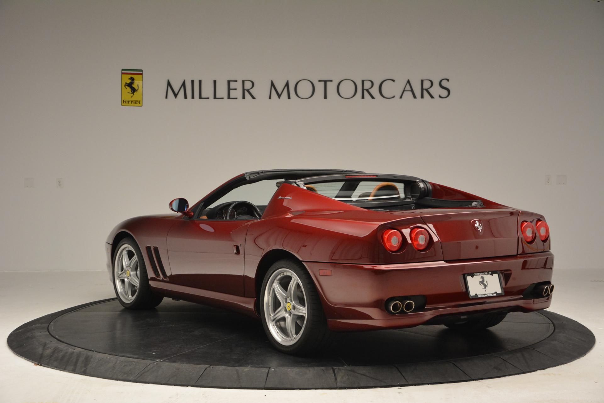 Used 2005 Ferrari Superamerica  For Sale In Greenwich, CT. Alfa Romeo of Greenwich, 4294 140_p5