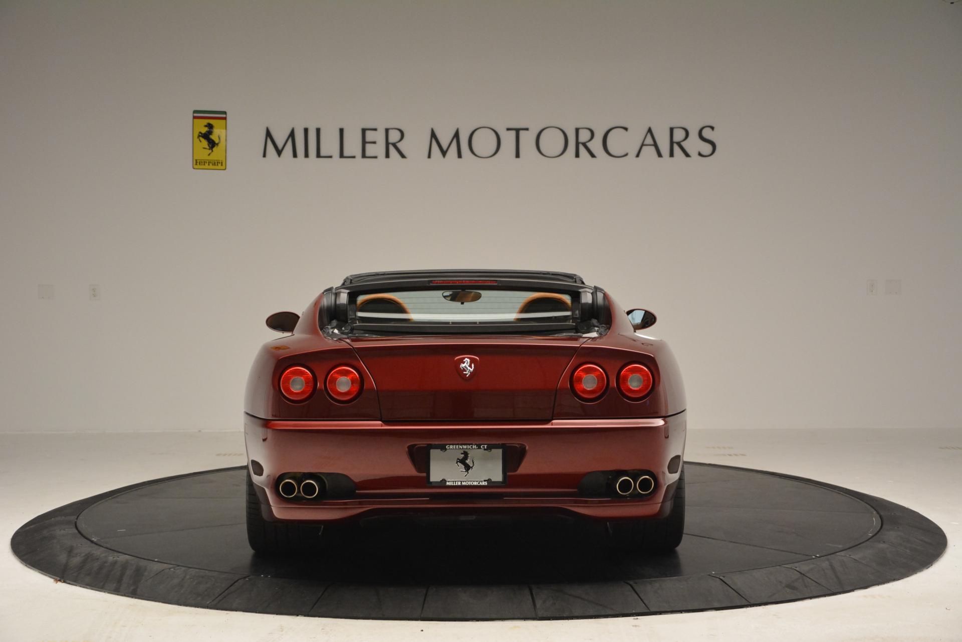 Used 2005 Ferrari Superamerica  For Sale In Greenwich, CT. Alfa Romeo of Greenwich, 4294 140_p6