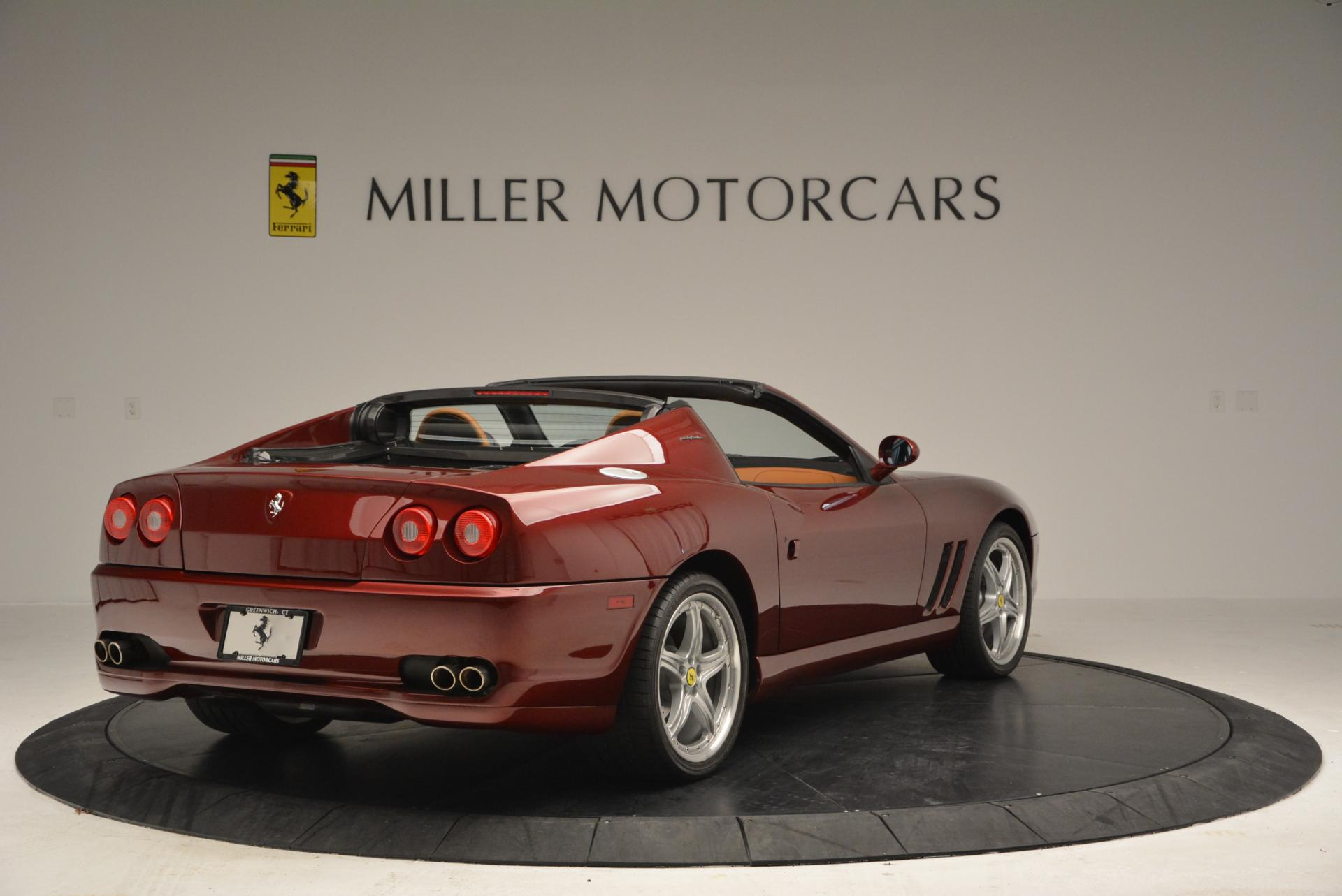Used 2005 Ferrari Superamerica  For Sale In Greenwich, CT. Alfa Romeo of Greenwich, 4294 140_p7