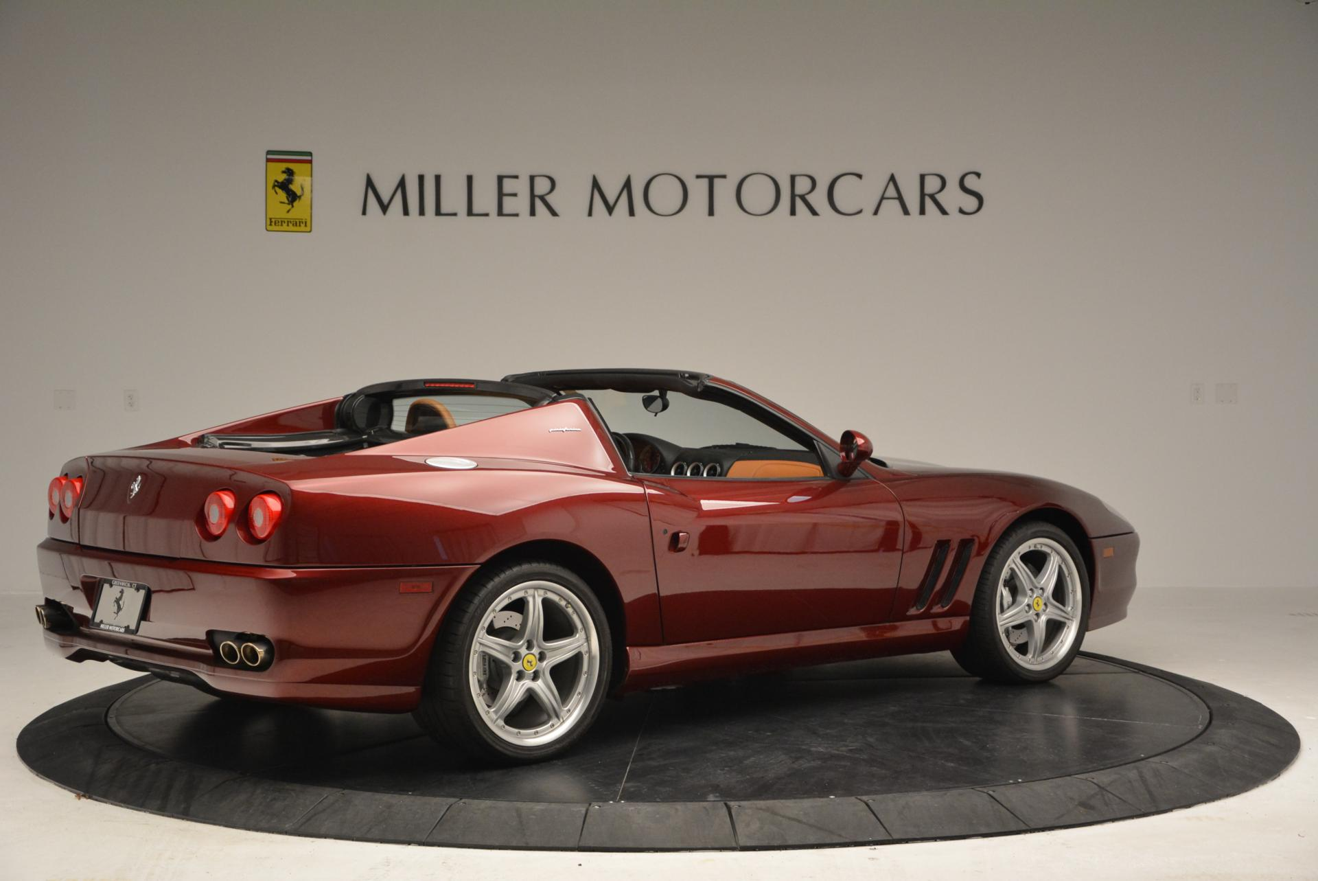 Used 2005 Ferrari Superamerica  For Sale In Greenwich, CT. Alfa Romeo of Greenwich, 4294 140_p8