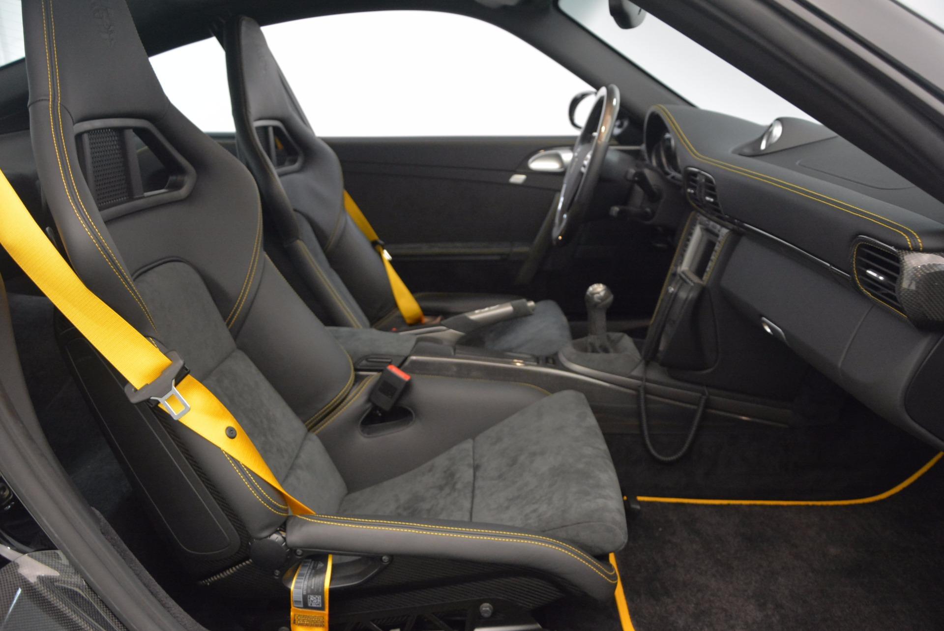 Used 2008 Porsche 911 GT2 For Sale In Greenwich, CT. Alfa Romeo of Greenwich, 7239 1400_p18