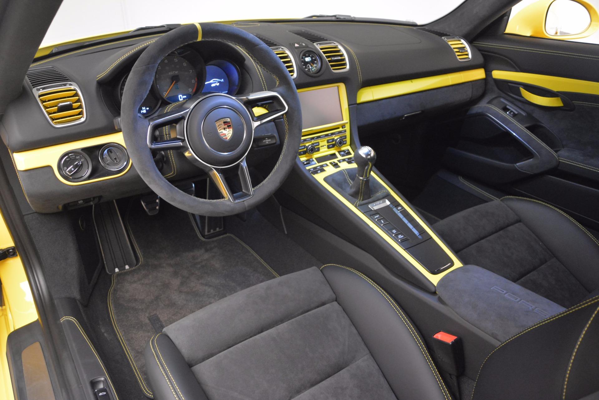 Used 2016 Porsche Cayman GT4 For Sale In Greenwich, CT. Alfa Romeo of Greenwich, 7240 1401_p13