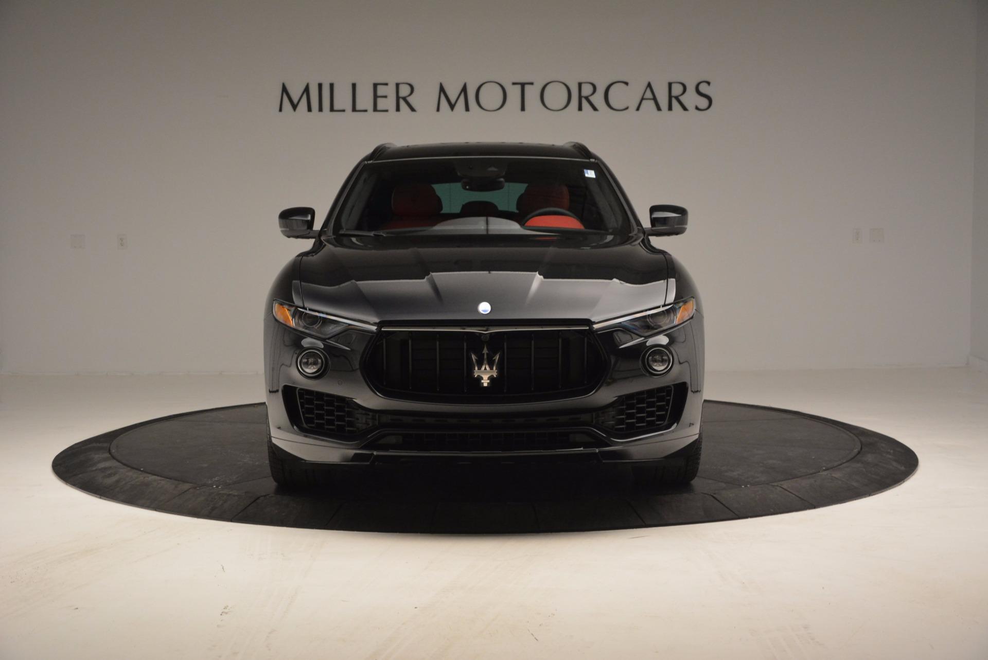 New 2017 Maserati Levante  For Sale In Greenwich, CT. Alfa Romeo of Greenwich, M1897 1403_p7