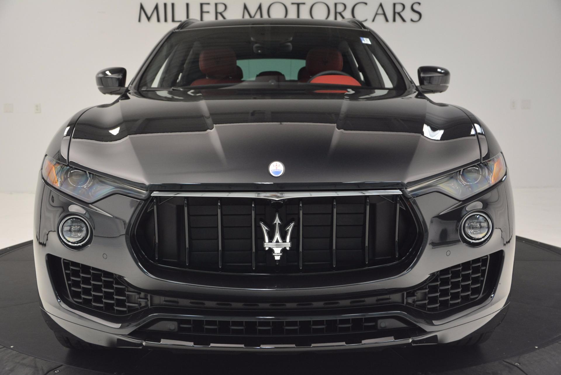 New 2017 Maserati Levante  For Sale In Greenwich, CT. Alfa Romeo of Greenwich, M1900 1404_p13