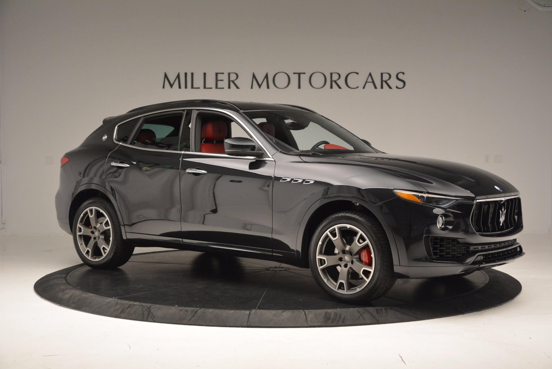 New 2017 Maserati Levante  For Sale In Greenwich, CT. Alfa Romeo of Greenwich, M1899 1406_p10