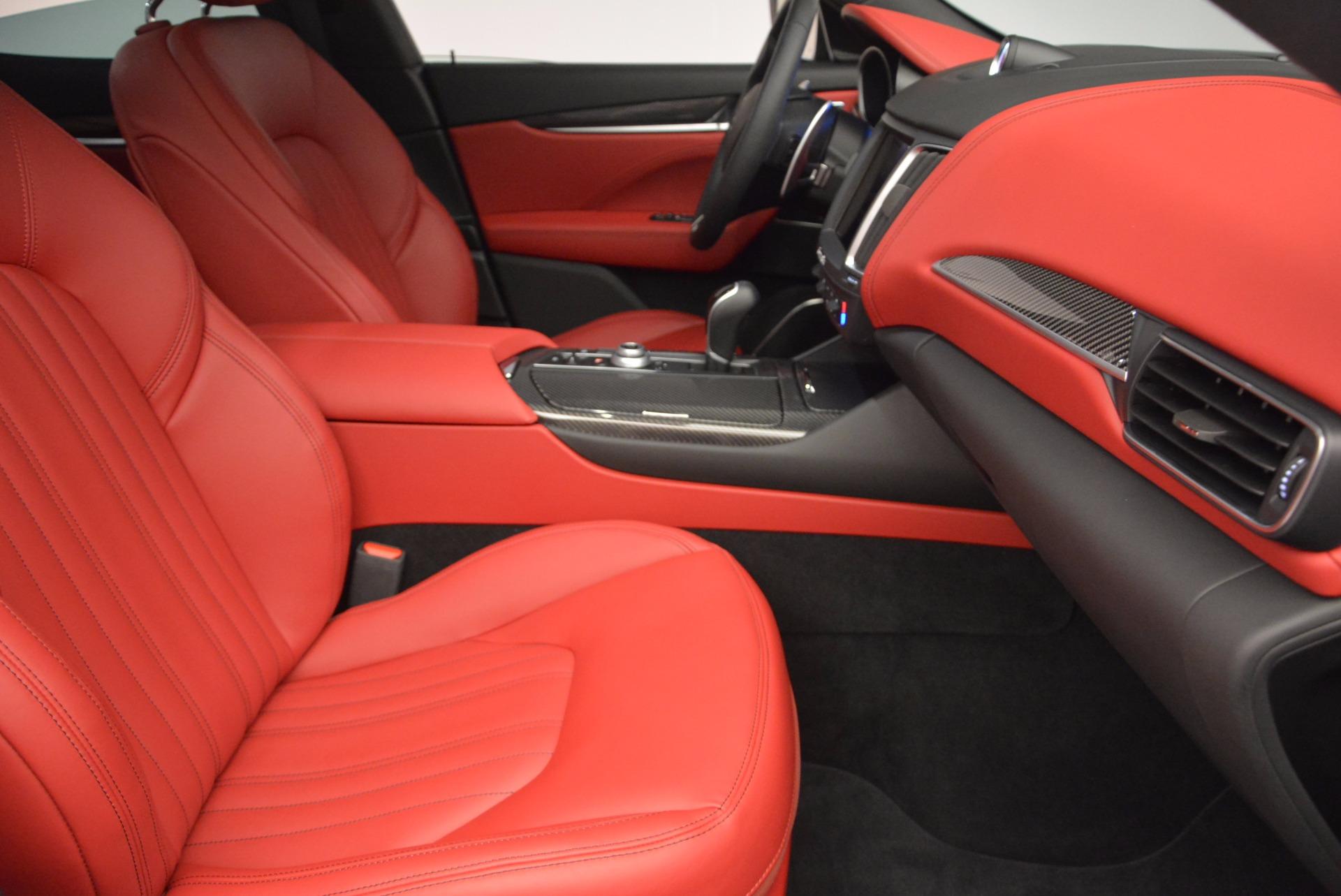 New 2017 Maserati Levante  For Sale In Greenwich, CT. Alfa Romeo of Greenwich, M1899 1406_p19