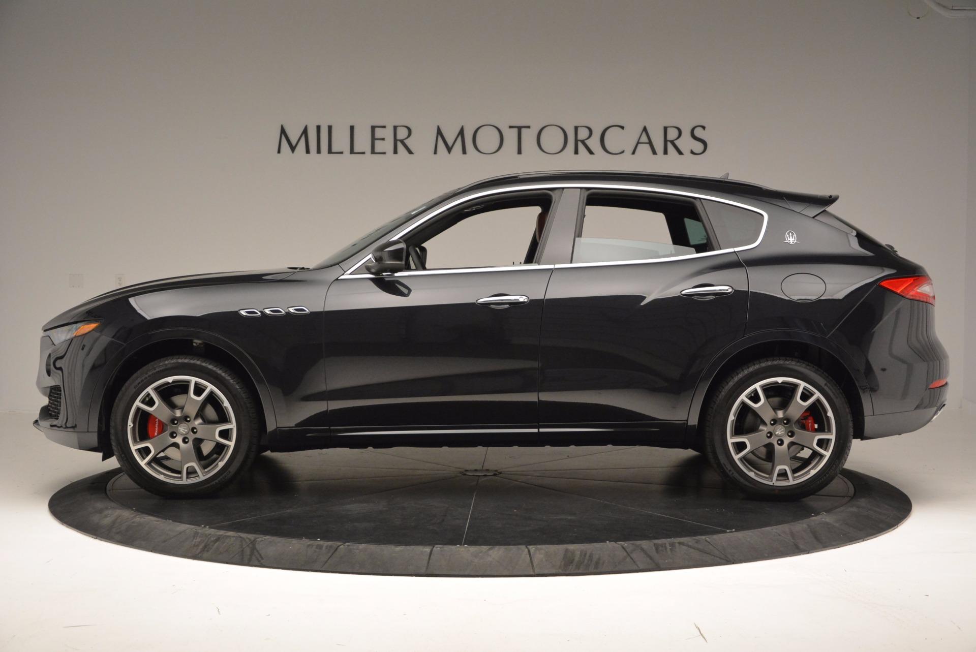 New 2017 Maserati Levante  For Sale In Greenwich, CT. Alfa Romeo of Greenwich, M1899 1406_p3
