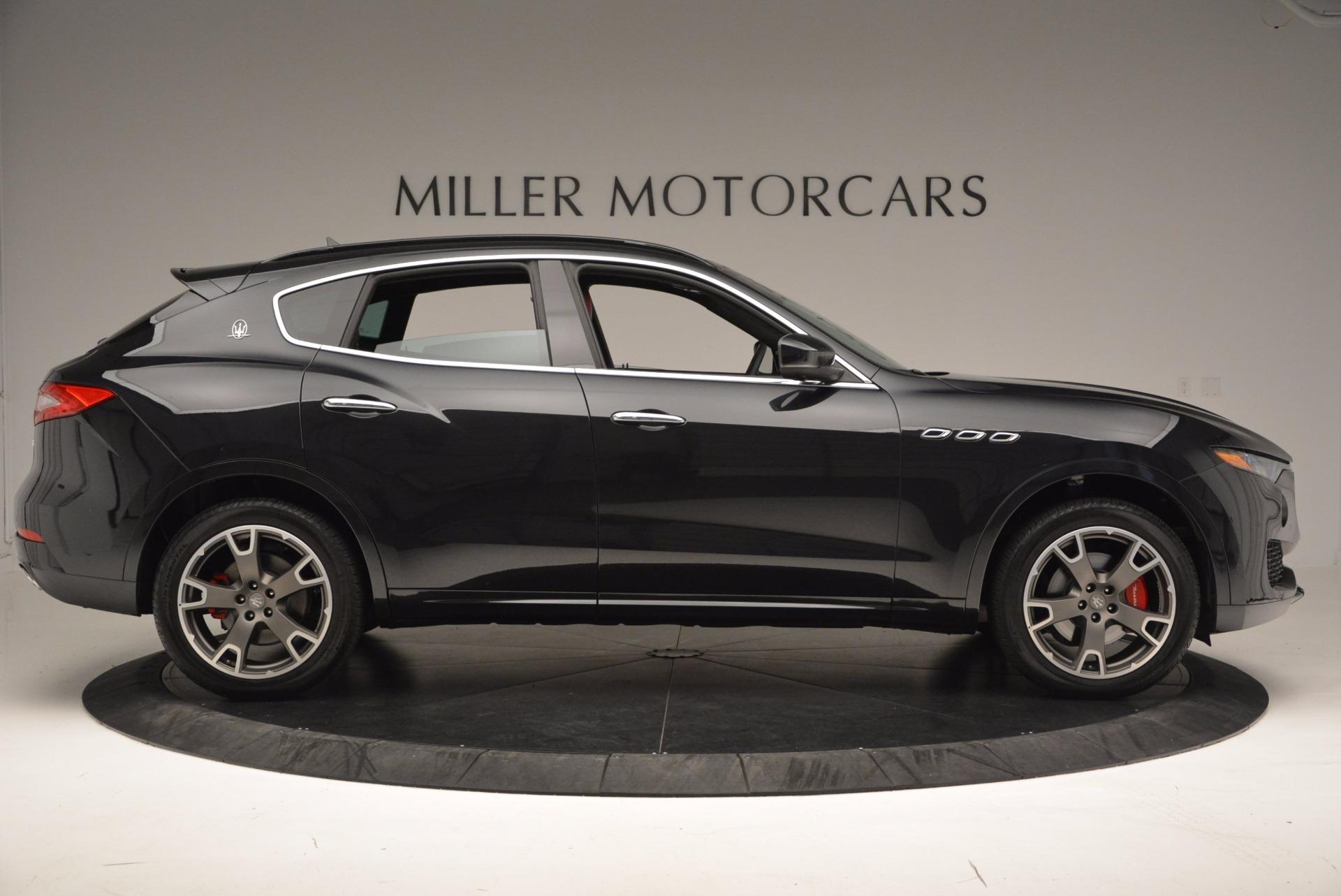 New 2017 Maserati Levante  For Sale In Greenwich, CT. Alfa Romeo of Greenwich, M1899 1406_p9