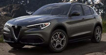 New 2018 Alfa Romeo Stelvio Sport Q4 For Sale In Greenwich, CT. Alfa Romeo of Greenwich, LW008