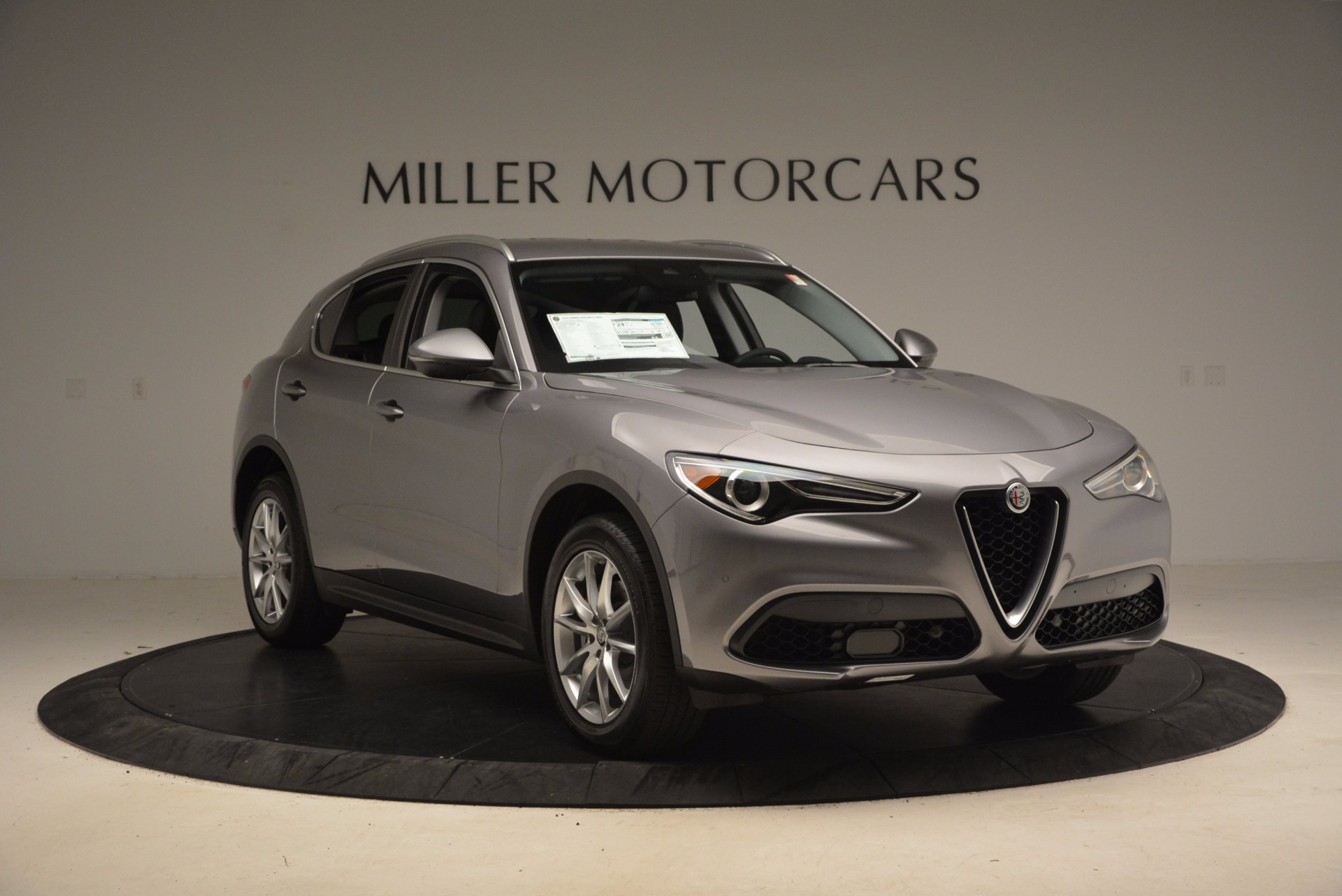 New 2018 Alfa Romeo Stelvio Ti Q4 For Sale In Greenwich, CT. Alfa Romeo of Greenwich, LW002 1409_p11
