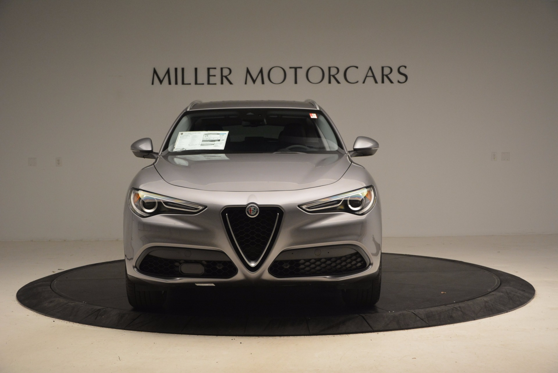 New 2018 Alfa Romeo Stelvio Ti Q4 For Sale In Greenwich, CT. Alfa Romeo of Greenwich, LW002 1409_p12