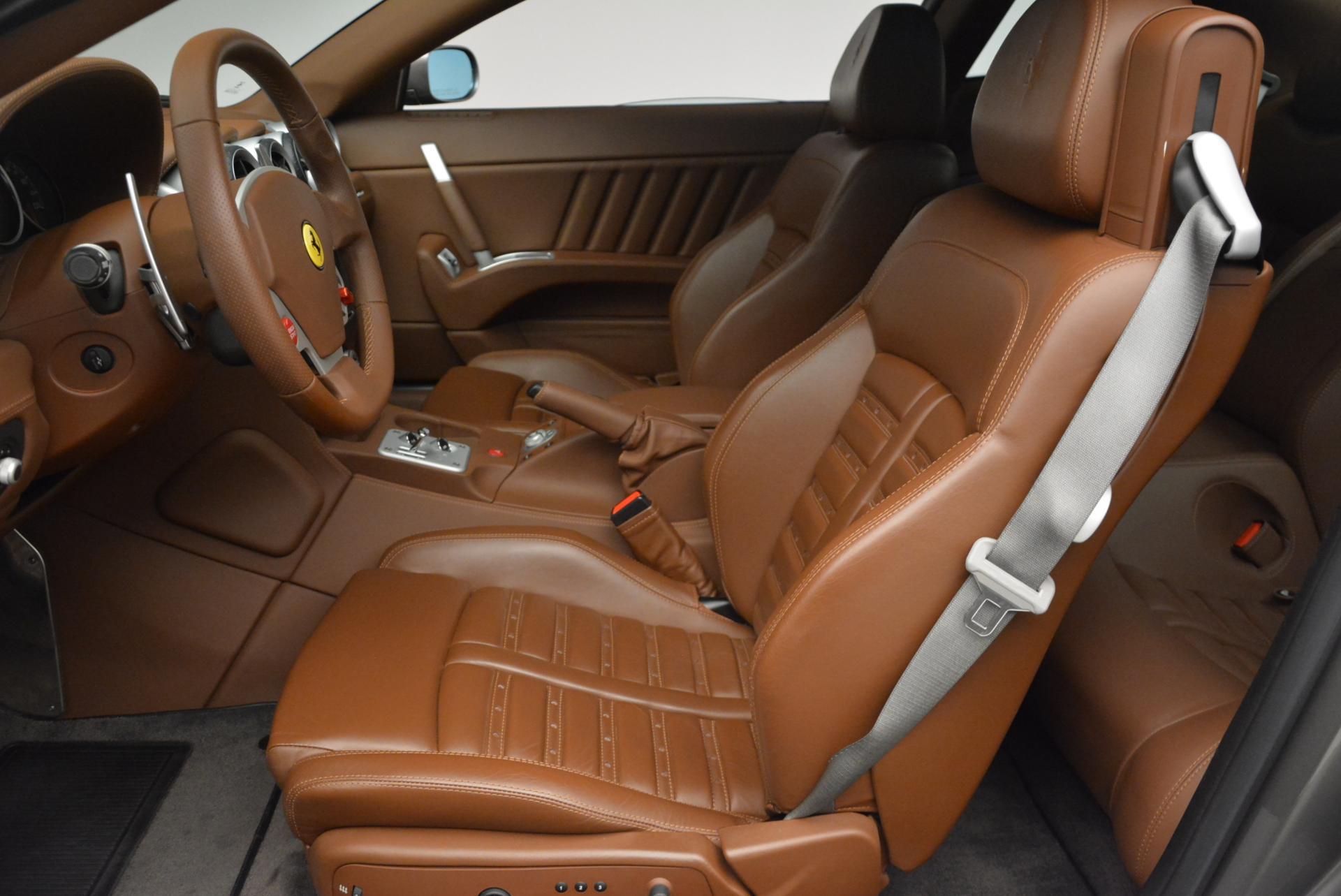 Used 2009 Ferrari 612 Scaglietti OTO For Sale In Greenwich, CT. Alfa Romeo of Greenwich, 4300 141_p14