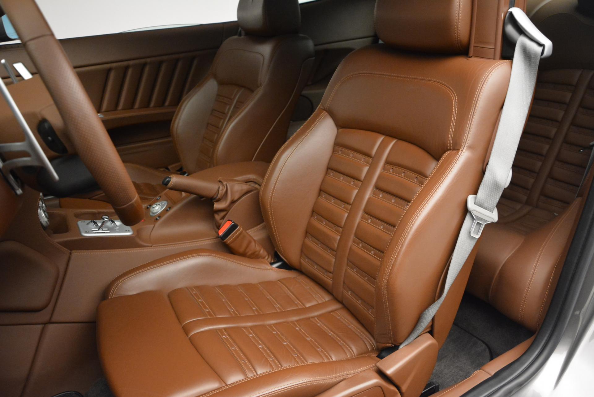 Used 2009 Ferrari 612 Scaglietti OTO For Sale In Greenwich, CT. Alfa Romeo of Greenwich, 4300 141_p15
