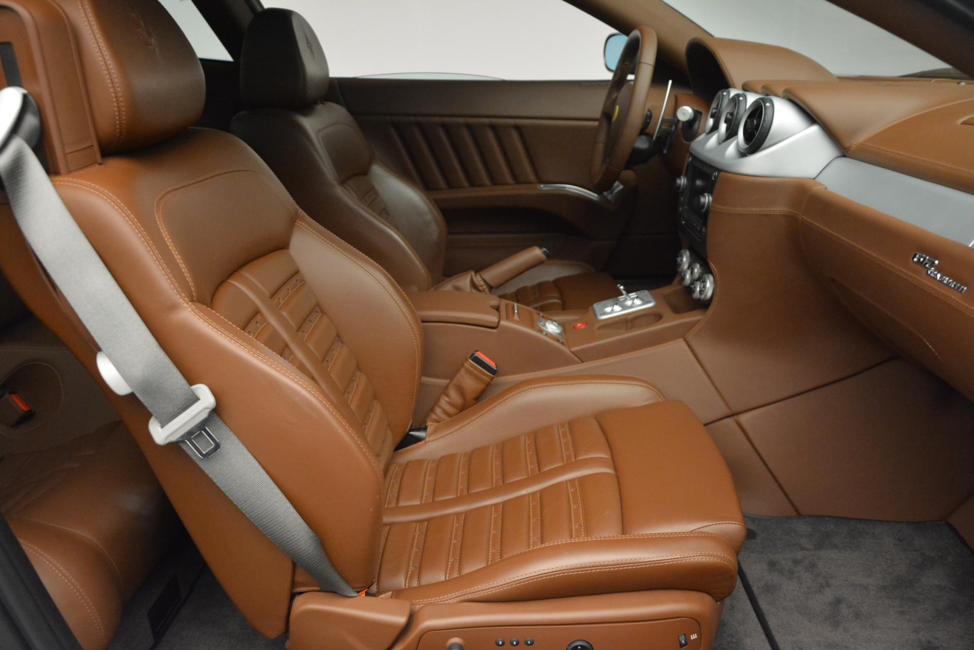 Used 2009 Ferrari 612 Scaglietti OTO For Sale In Greenwich, CT. Alfa Romeo of Greenwich, 4300 141_p19