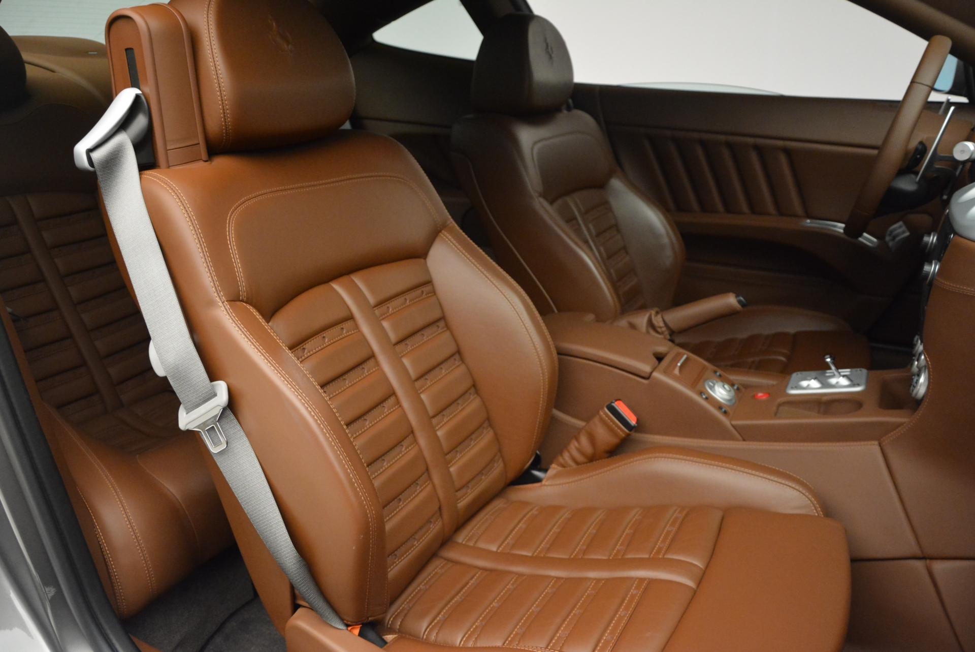 Used 2009 Ferrari 612 Scaglietti OTO For Sale In Greenwich, CT. Alfa Romeo of Greenwich, 4300 141_p20