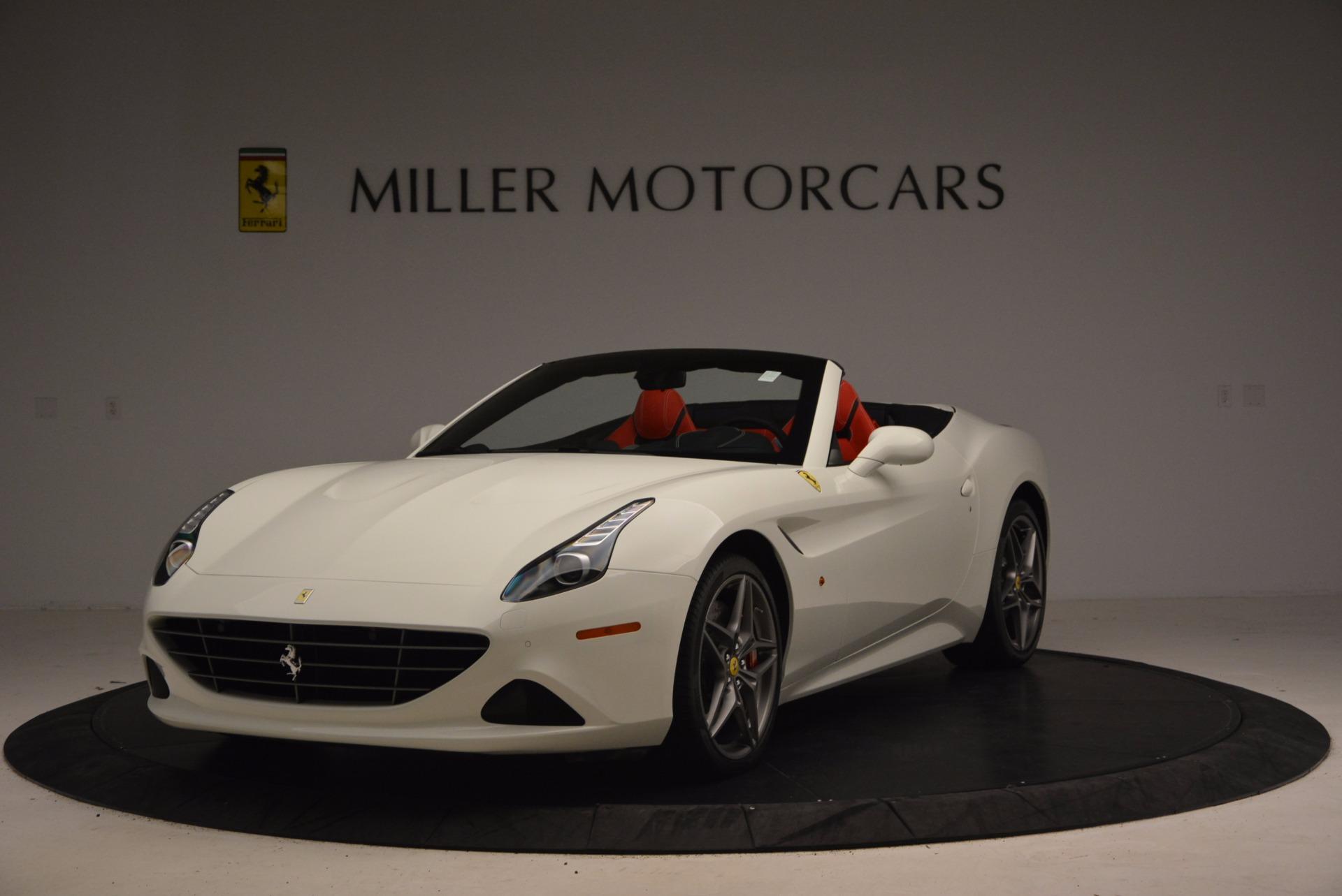 Used 2017 Ferrari California T  For Sale In Greenwich, CT. Alfa Romeo of Greenwich, F1762B 1412_main