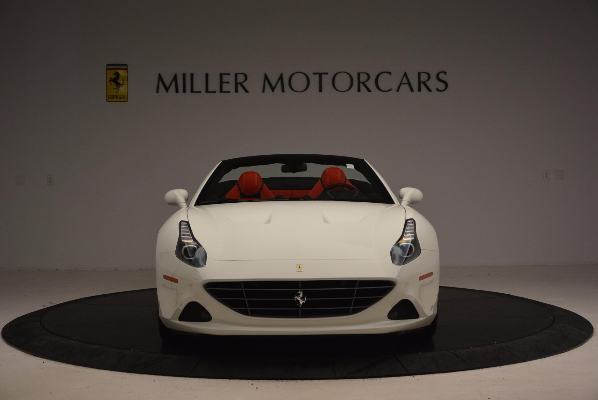 Used 2017 Ferrari California T  For Sale In Greenwich, CT. Alfa Romeo of Greenwich, F1762B 1412_p12