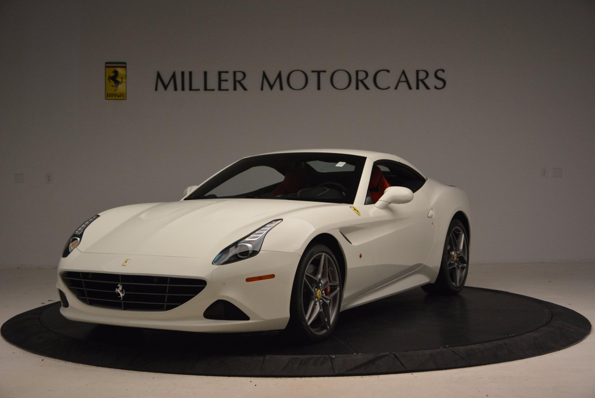 Used 2017 Ferrari California T  For Sale In Greenwich, CT. Alfa Romeo of Greenwich, F1762B 1412_p13