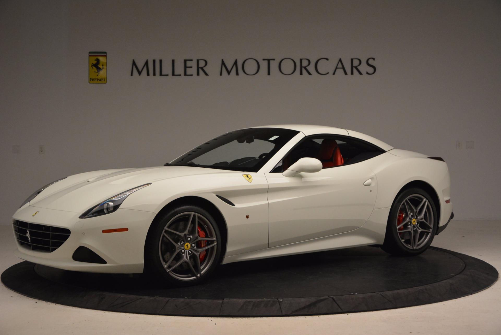 Used 2017 Ferrari California T  For Sale In Greenwich, CT. Alfa Romeo of Greenwich, F1762B 1412_p14