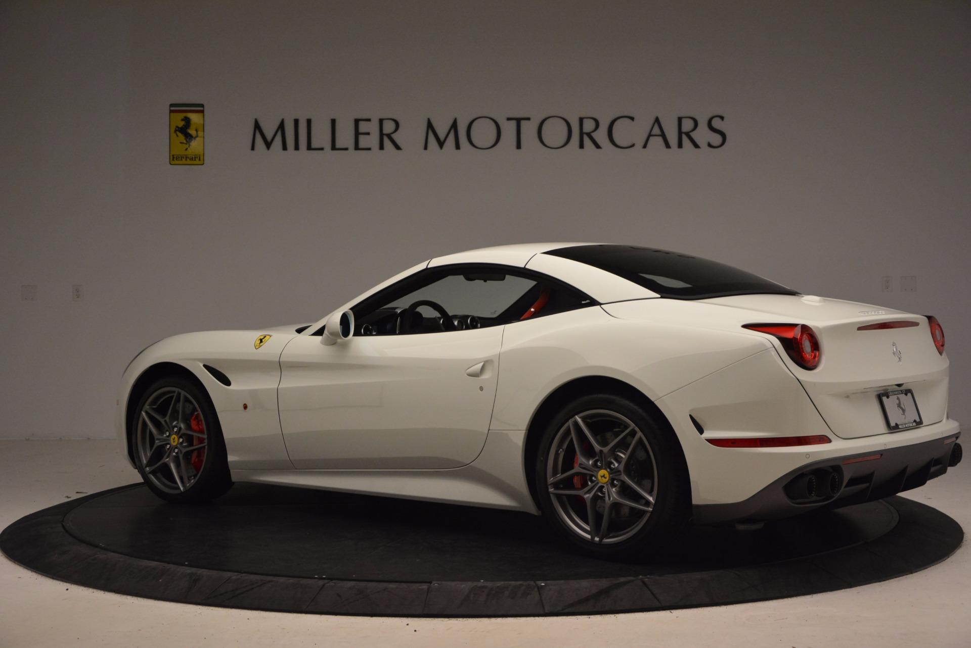 Used 2017 Ferrari California T  For Sale In Greenwich, CT. Alfa Romeo of Greenwich, F1762B 1412_p16