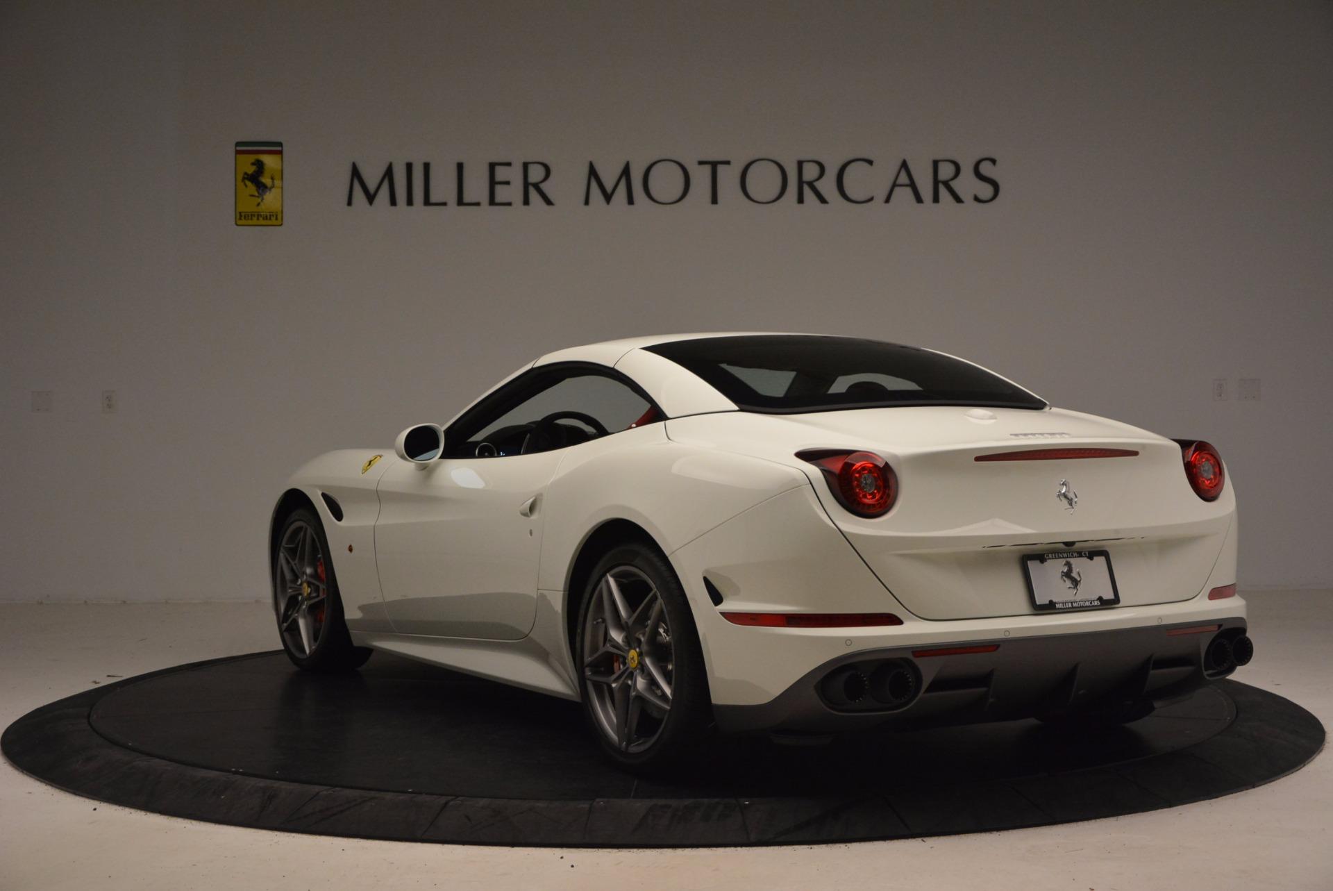 Used 2017 Ferrari California T  For Sale In Greenwich, CT. Alfa Romeo of Greenwich, F1762B 1412_p17