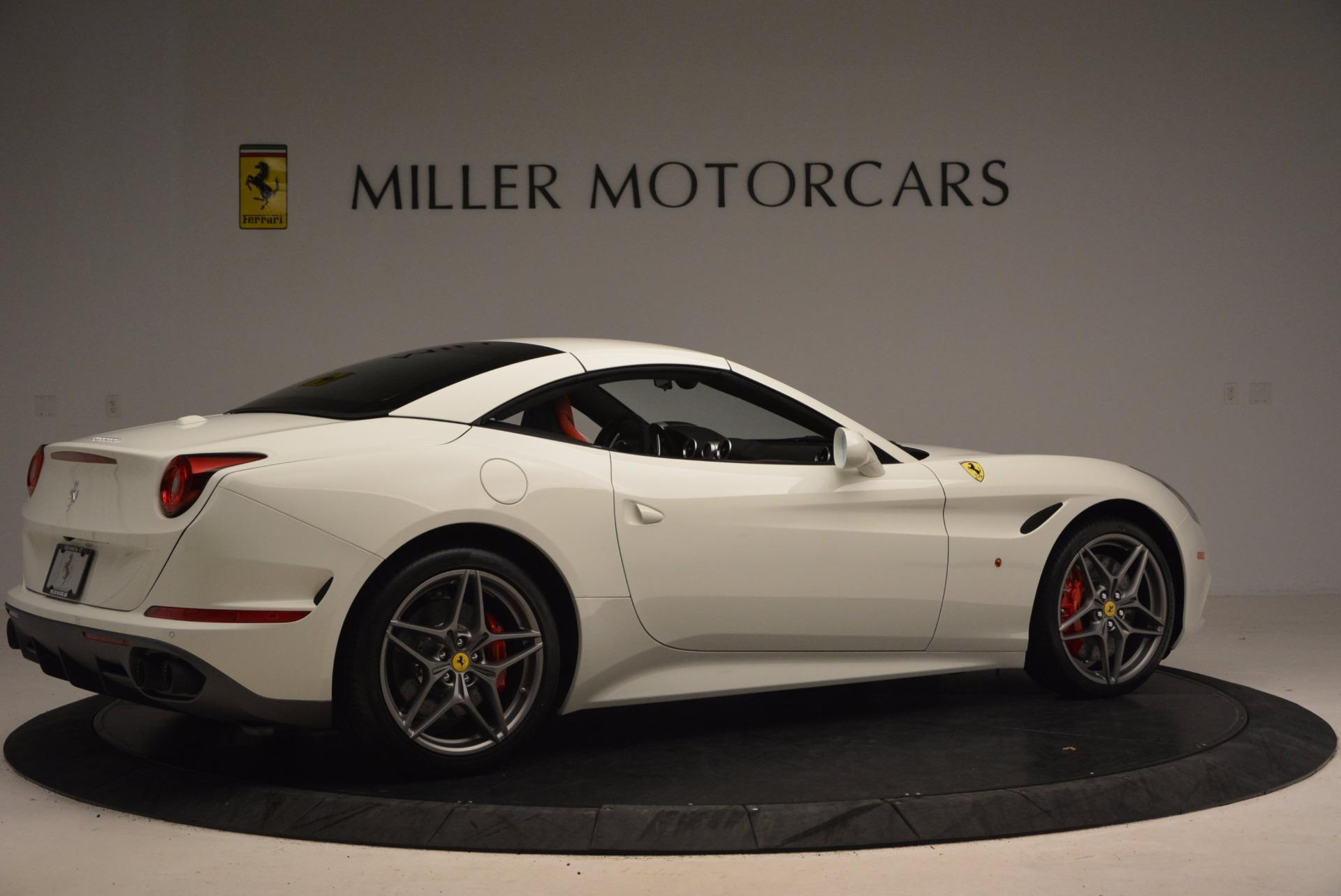 Used 2017 Ferrari California T  For Sale In Greenwich, CT. Alfa Romeo of Greenwich, F1762B 1412_p20