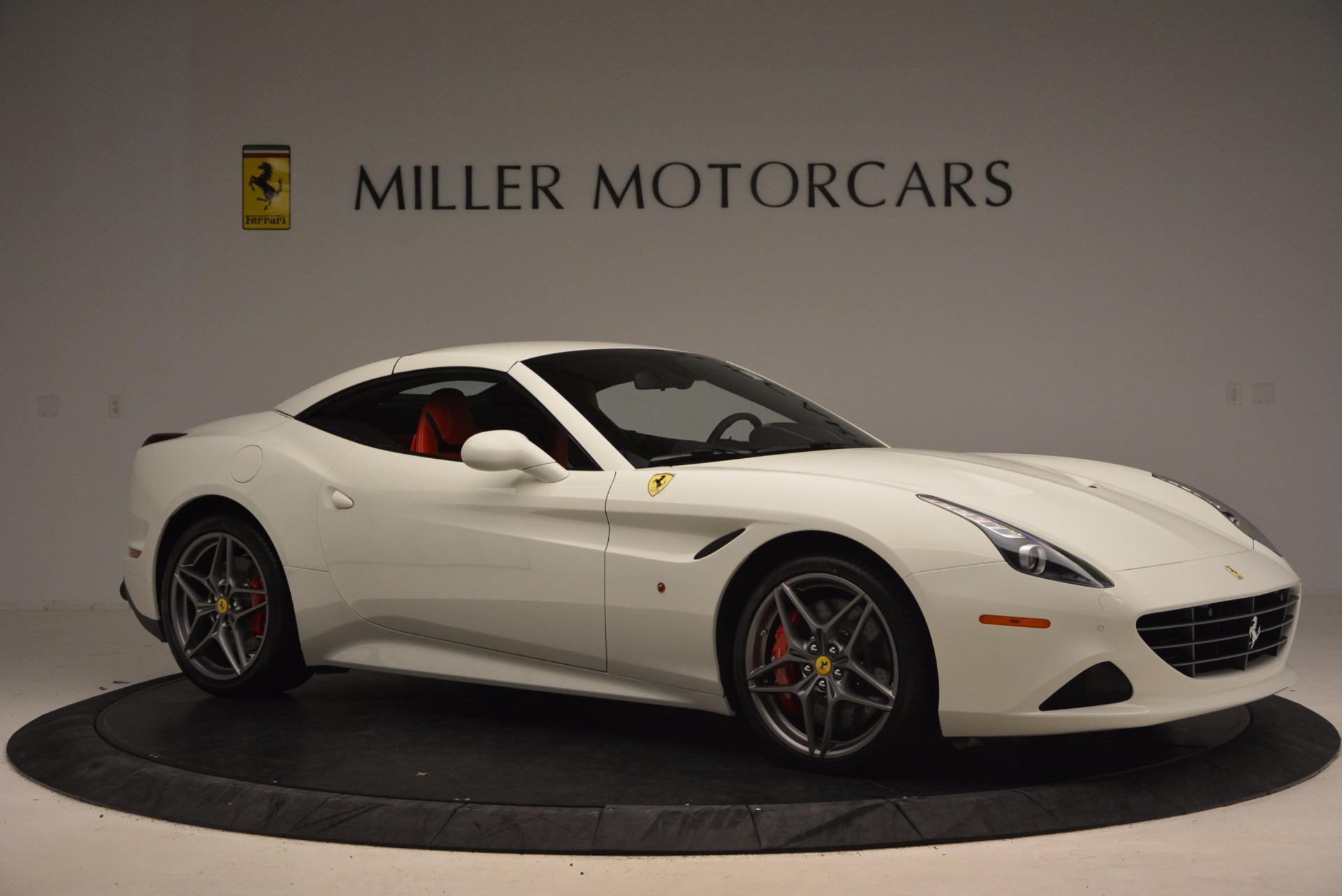 Used 2017 Ferrari California T  For Sale In Greenwich, CT. Alfa Romeo of Greenwich, F1762B 1412_p22