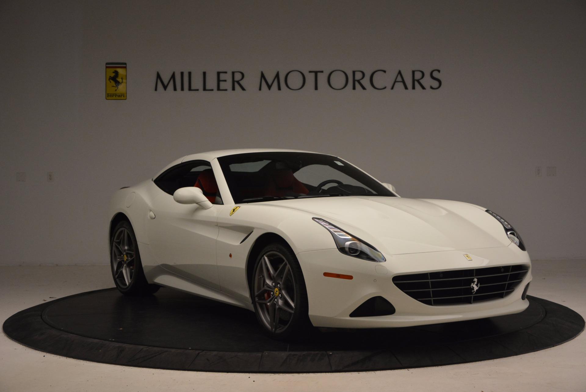 Used 2017 Ferrari California T  For Sale In Greenwich, CT. Alfa Romeo of Greenwich, F1762B 1412_p23