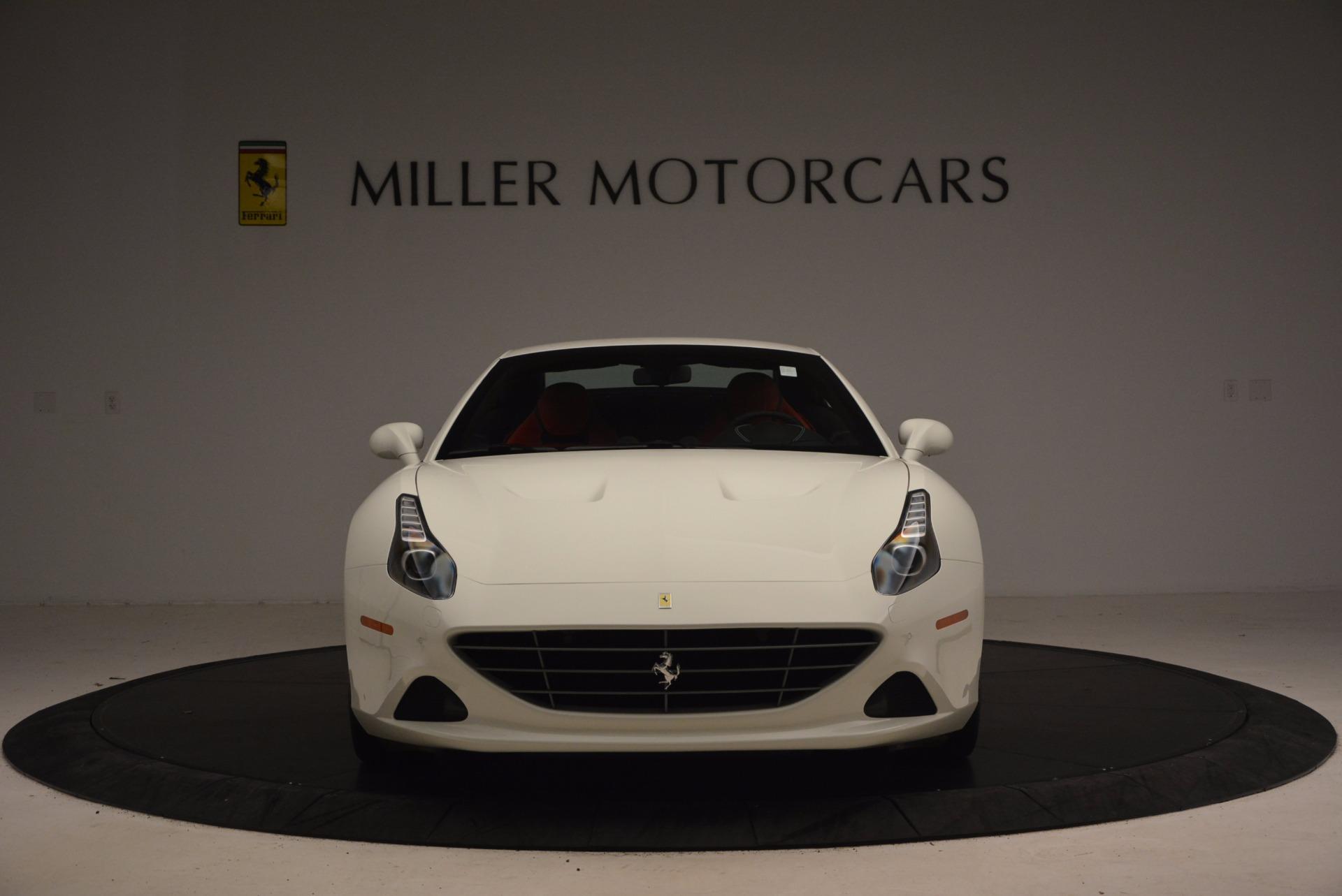 Used 2017 Ferrari California T  For Sale In Greenwich, CT. Alfa Romeo of Greenwich, F1762B 1412_p24