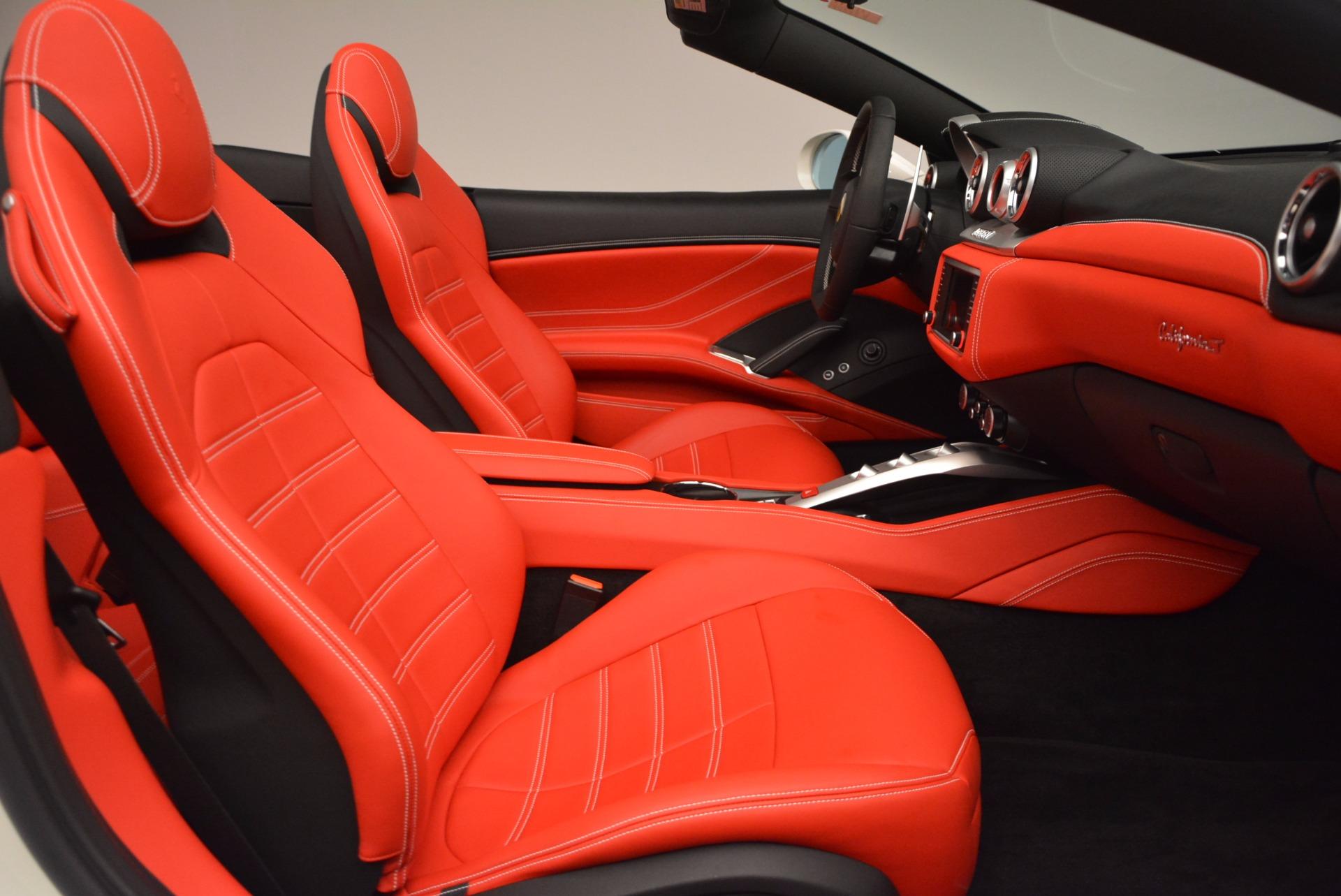 Used 2017 Ferrari California T  For Sale In Greenwich, CT. Alfa Romeo of Greenwich, F1762B 1412_p31