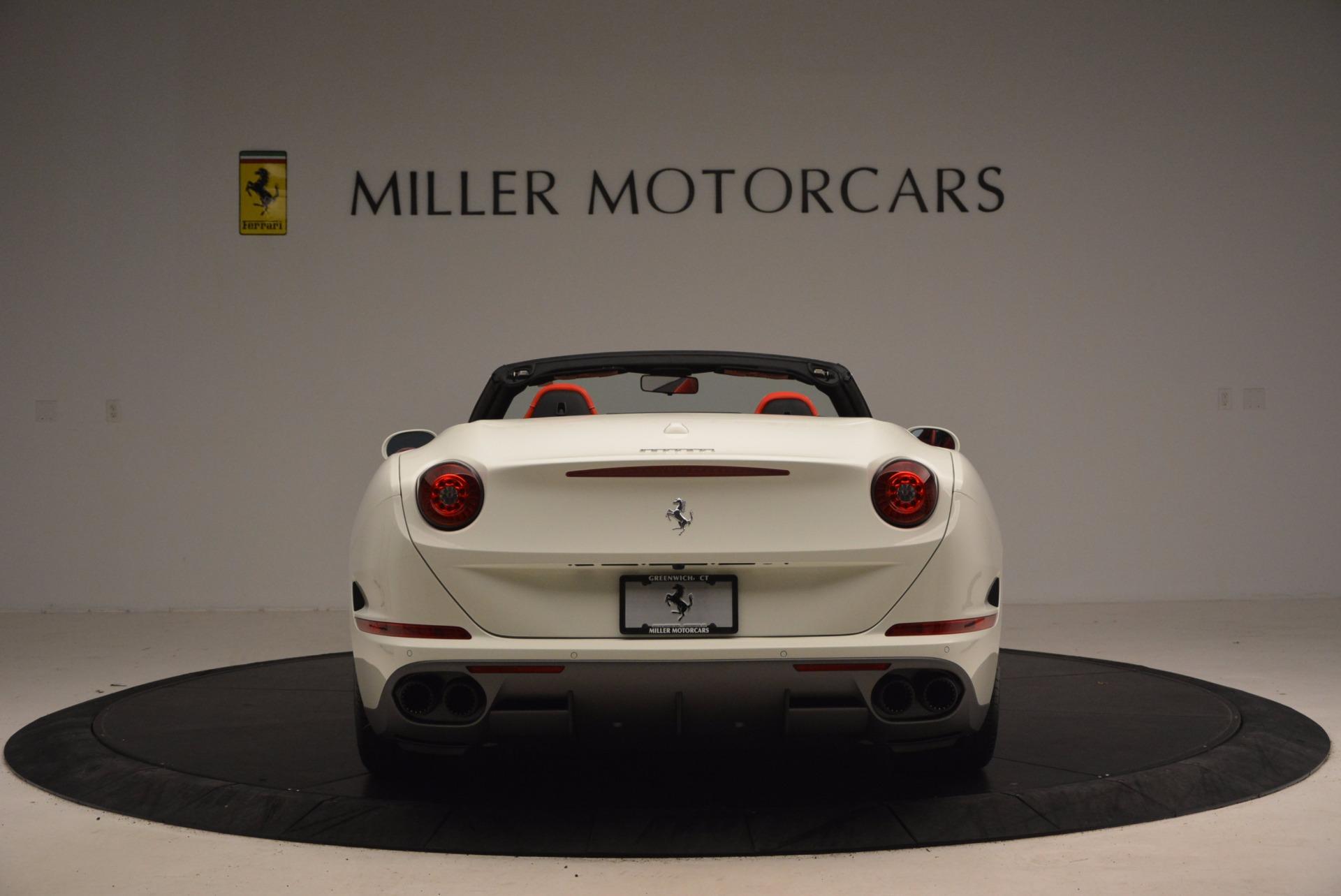 Used 2017 Ferrari California T  For Sale In Greenwich, CT. Alfa Romeo of Greenwich, F1762B 1412_p6