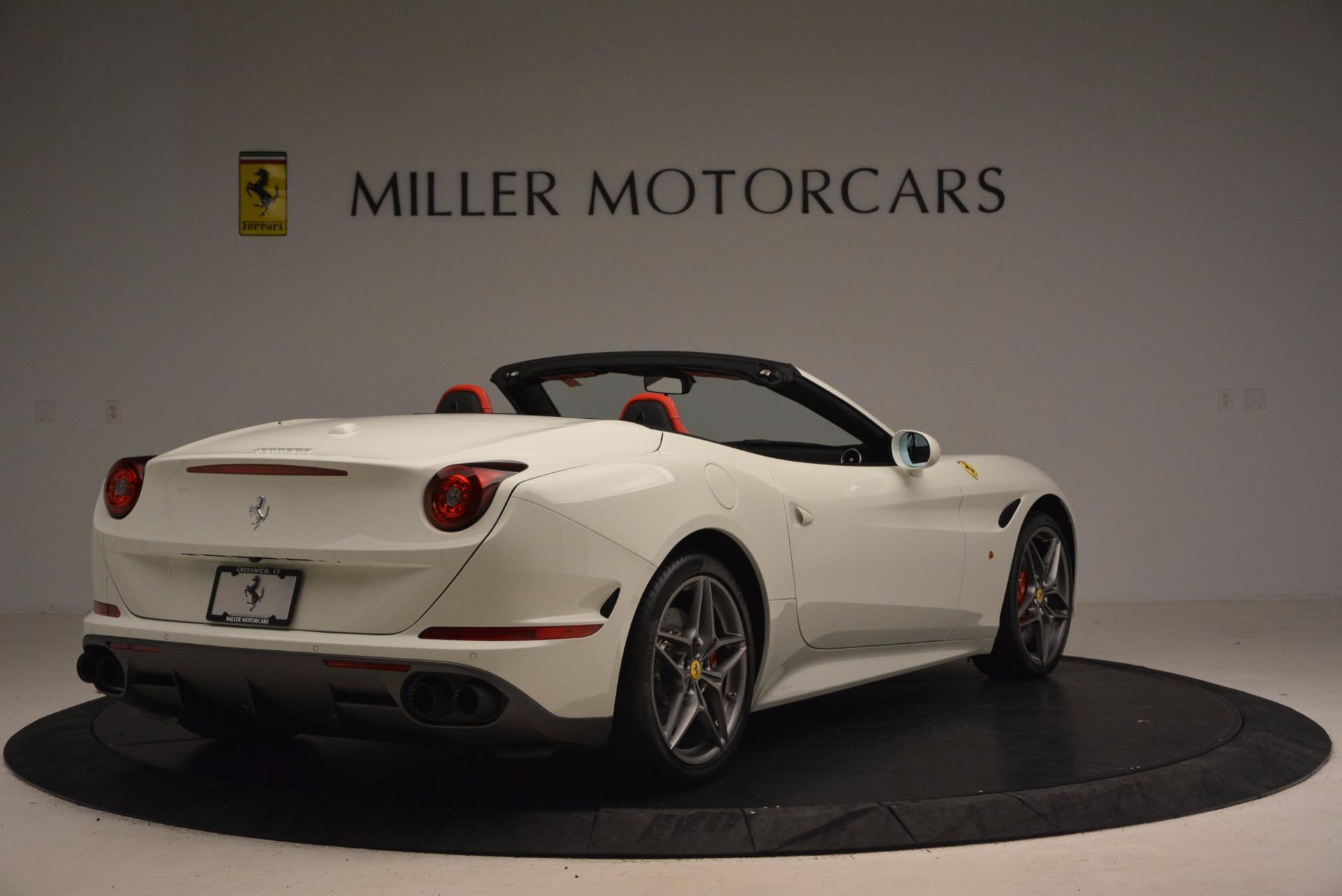 Used 2017 Ferrari California T  For Sale In Greenwich, CT. Alfa Romeo of Greenwich, F1762B 1412_p7