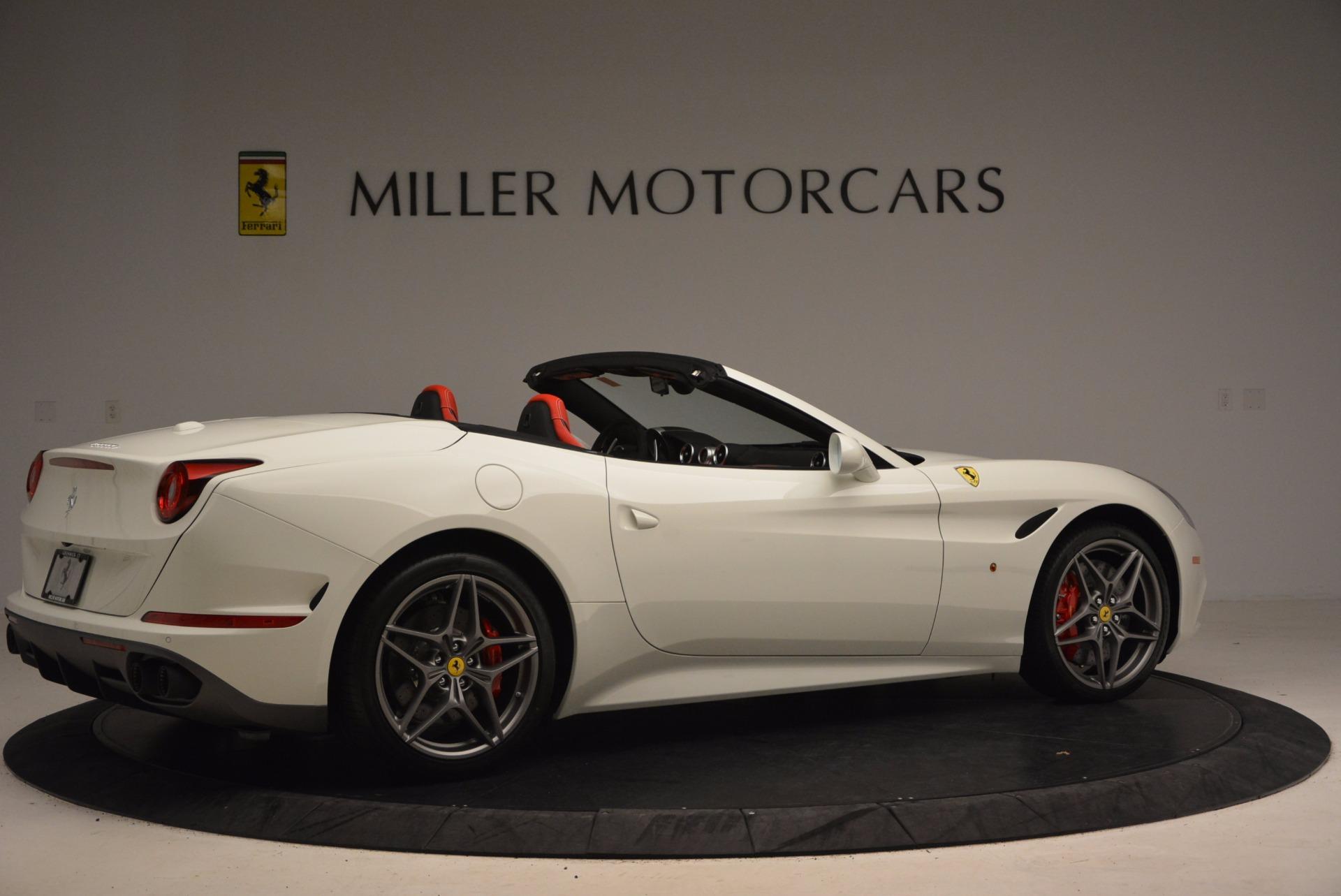 Used 2017 Ferrari California T  For Sale In Greenwich, CT. Alfa Romeo of Greenwich, F1762B 1412_p8