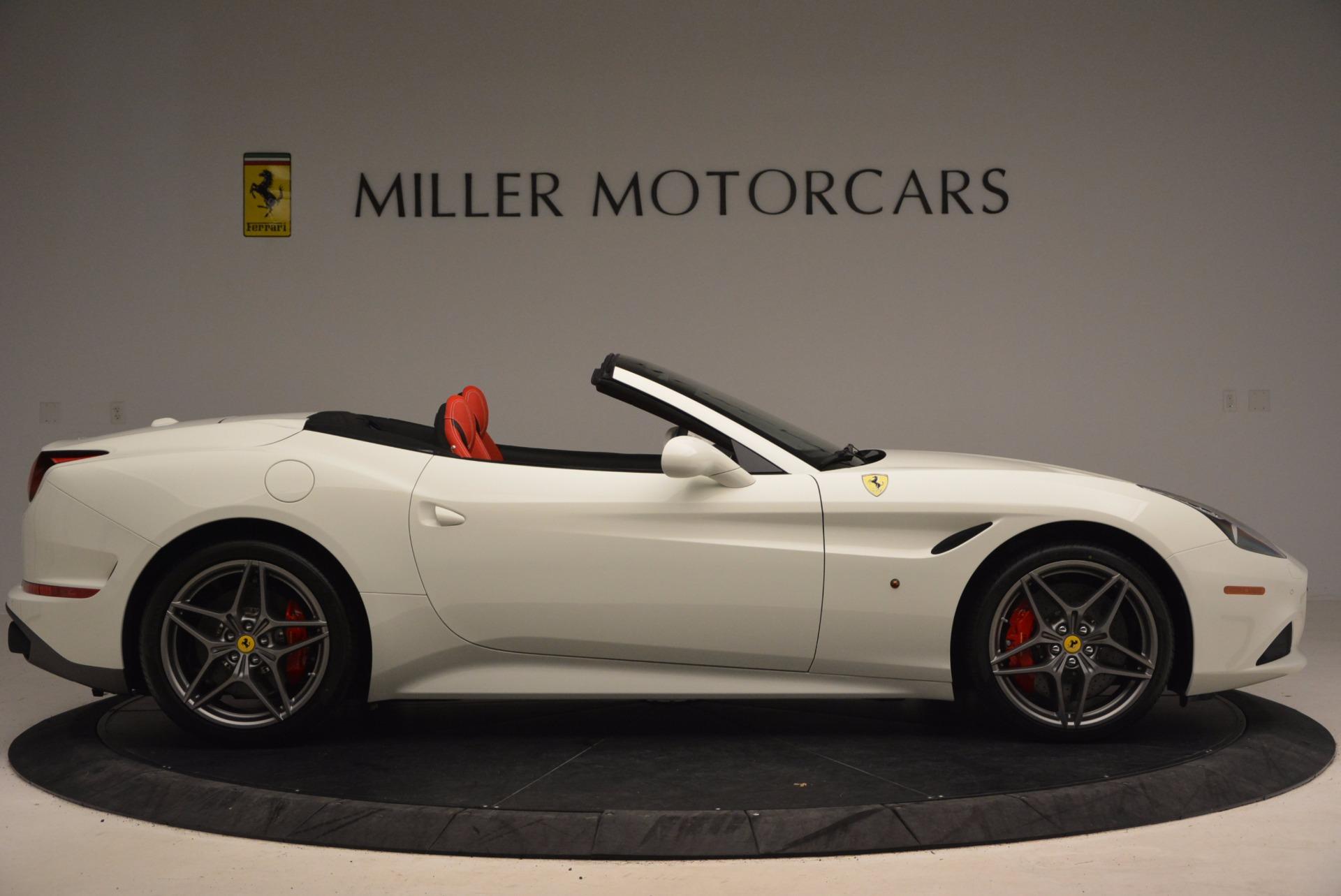 Used 2017 Ferrari California T  For Sale In Greenwich, CT. Alfa Romeo of Greenwich, F1762B 1412_p9