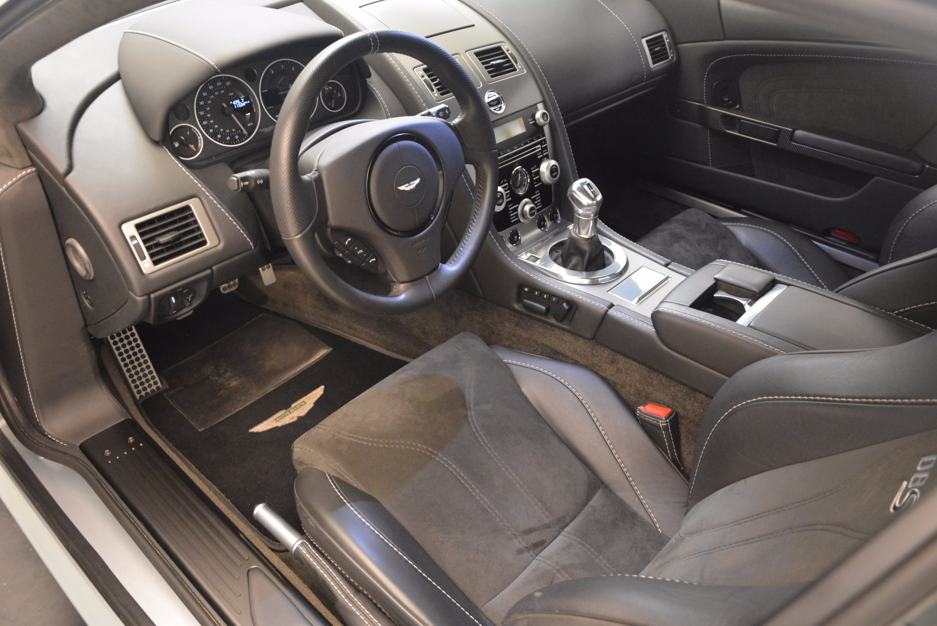 Used 2009 Aston Martin DBS  For Sale In Greenwich, CT. Alfa Romeo of Greenwich, 7235 1415_p14