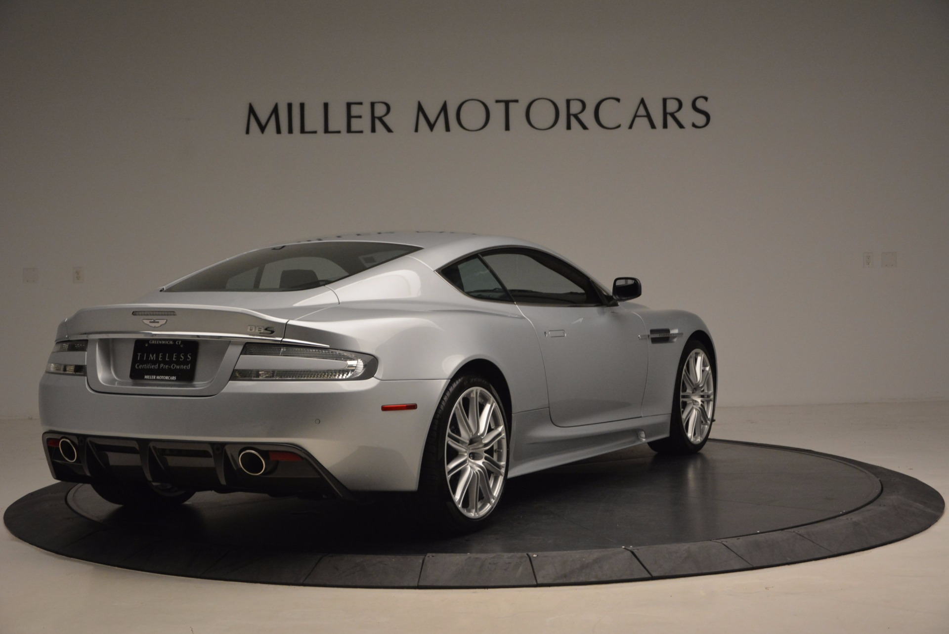 Used 2009 Aston Martin DBS  For Sale In Greenwich, CT. Alfa Romeo of Greenwich, 7235 1415_p7