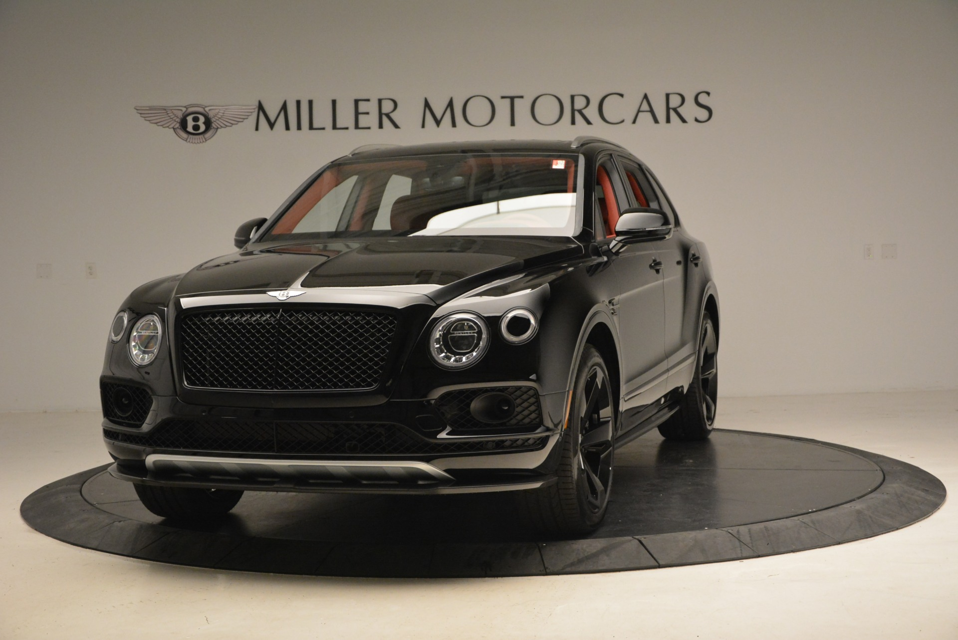 New 2018 Bentley Bentayga Black Edition For Sale In Greenwich, CT. Alfa Romeo of Greenwich, B1281