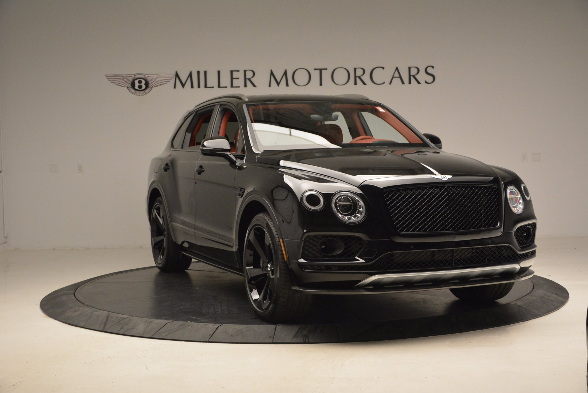 New 2018 Bentley Bentayga Black Edition For Sale In Greenwich, CT. Alfa Romeo of Greenwich, B1281 1418_p12