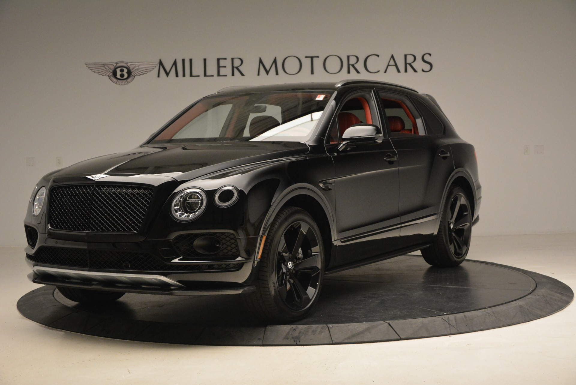 New 2018 Bentley Bentayga Black Edition For Sale In Greenwich, CT. Alfa Romeo of Greenwich, B1281 1418_p2