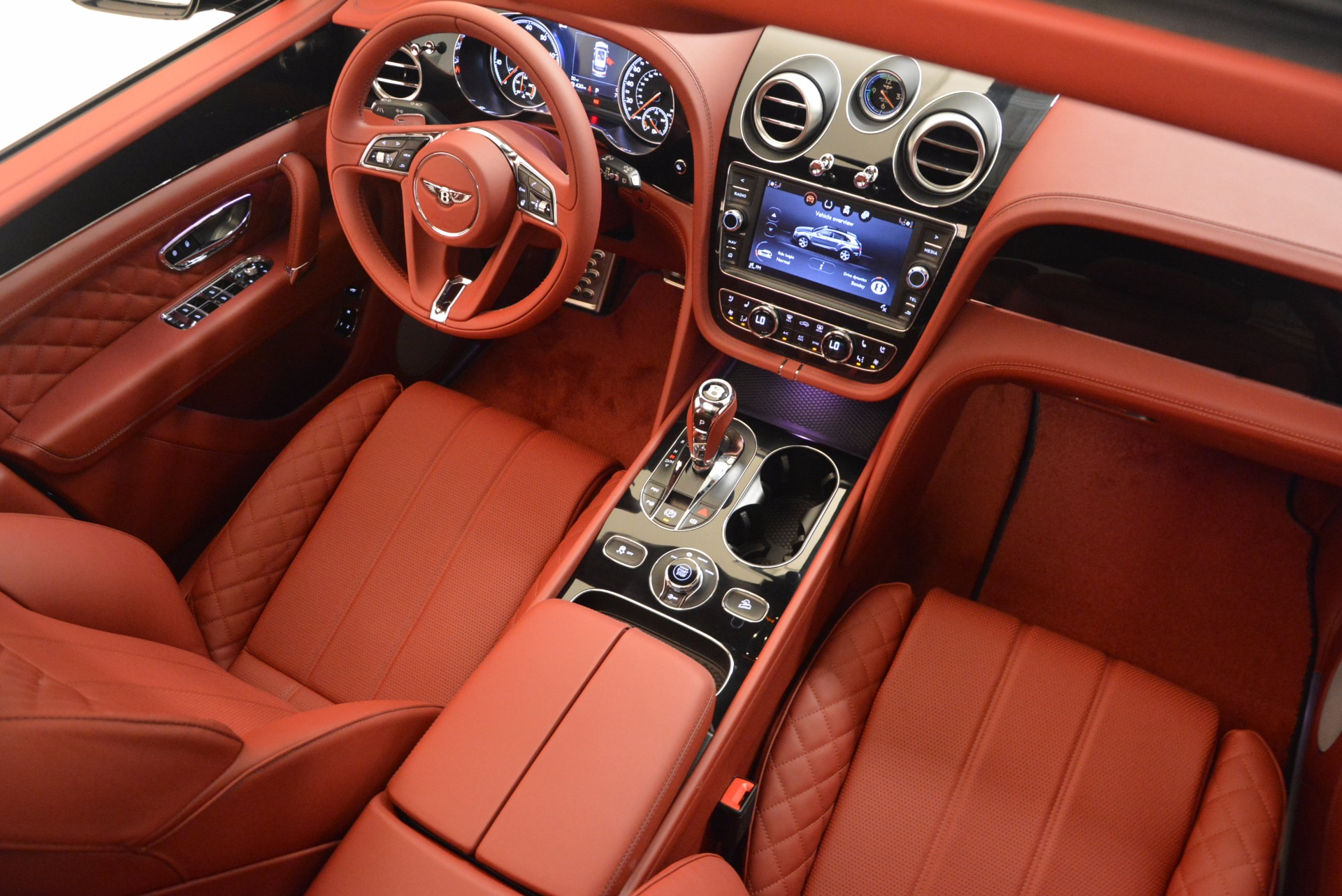 New 2018 Bentley Bentayga Black Edition For Sale In Greenwich, CT. Alfa Romeo of Greenwich, B1281 1418_p47
