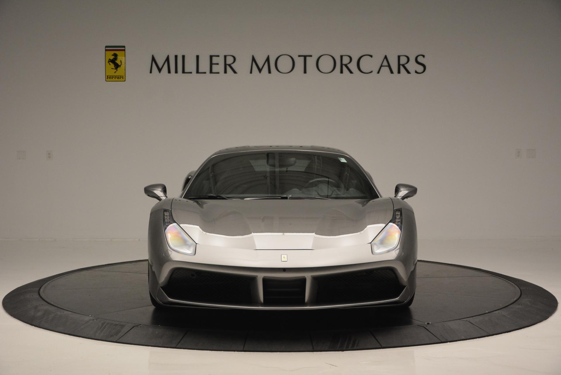 Used 2016 Ferrari 488 GTB  For Sale In Greenwich, CT. Alfa Romeo of Greenwich, 4314 142_p12